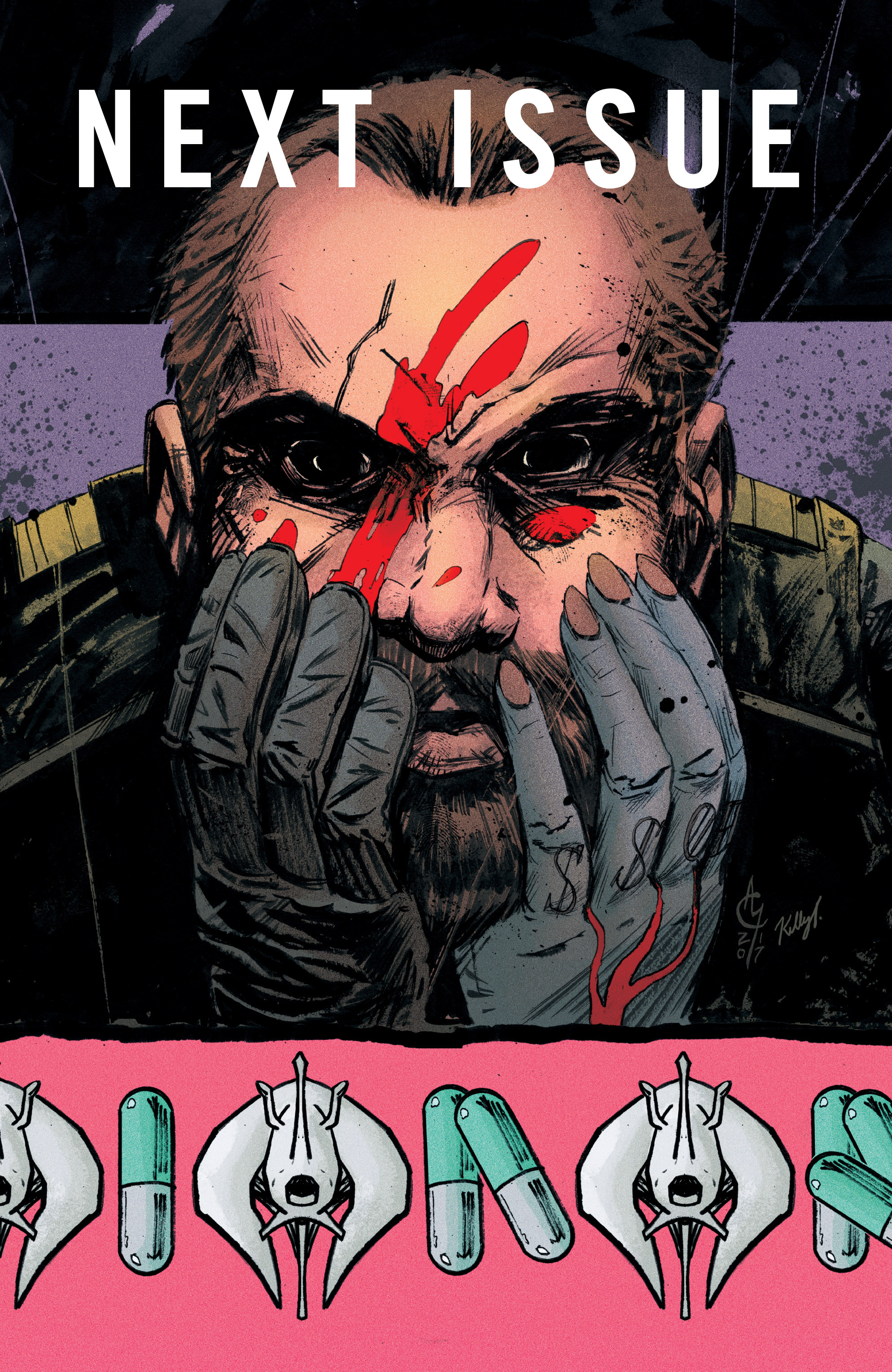 Read online Redline comic -  Issue #3 - 25