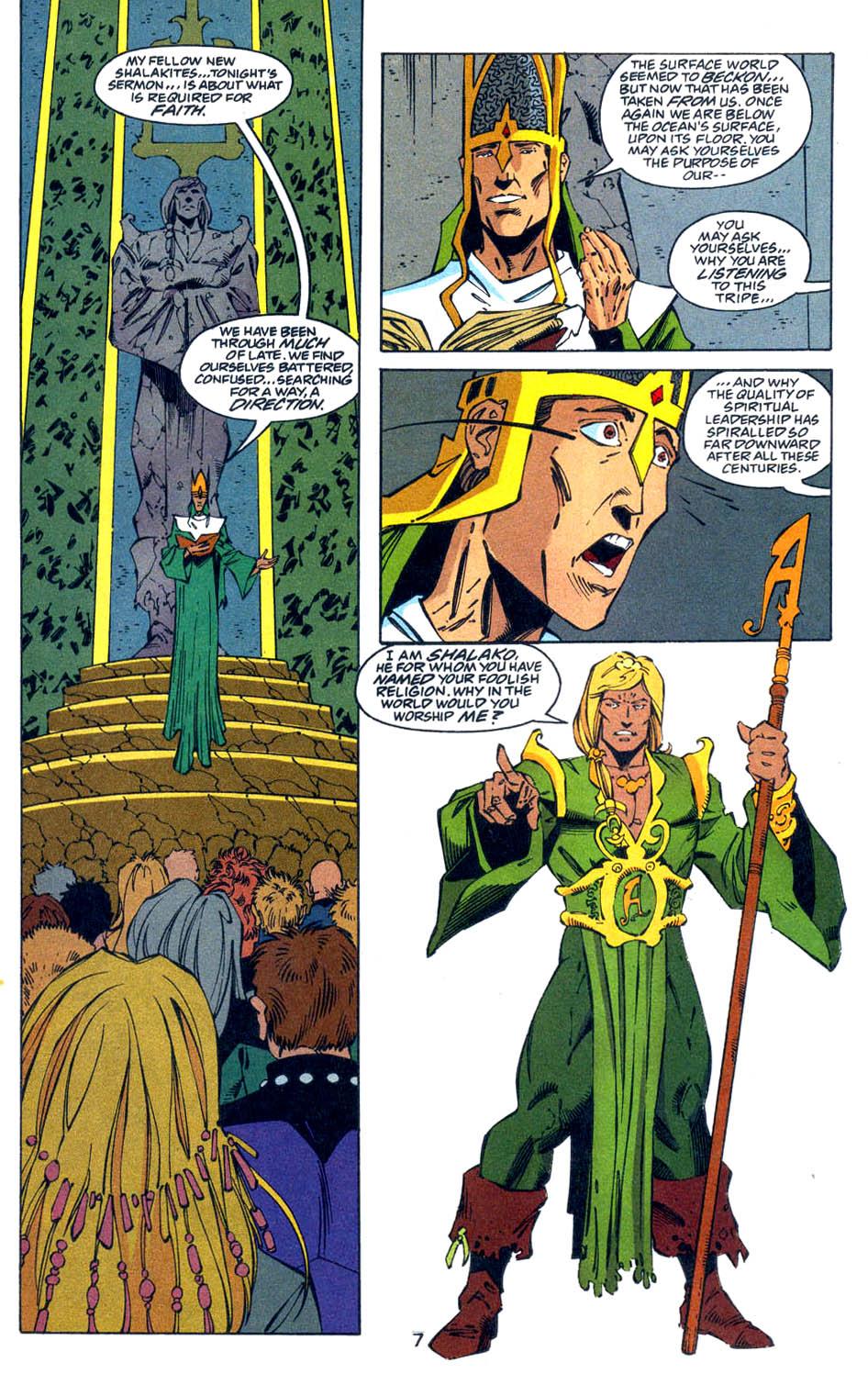 Read online Aquaman (1994) comic -  Issue #Aquaman (1994) _Annual 4 - 8