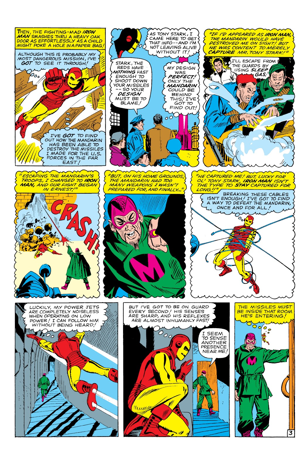Read online Marvel Masterworks: The Invincible Iron Man comic -  Issue # TPB 2 (Part 1) - 64