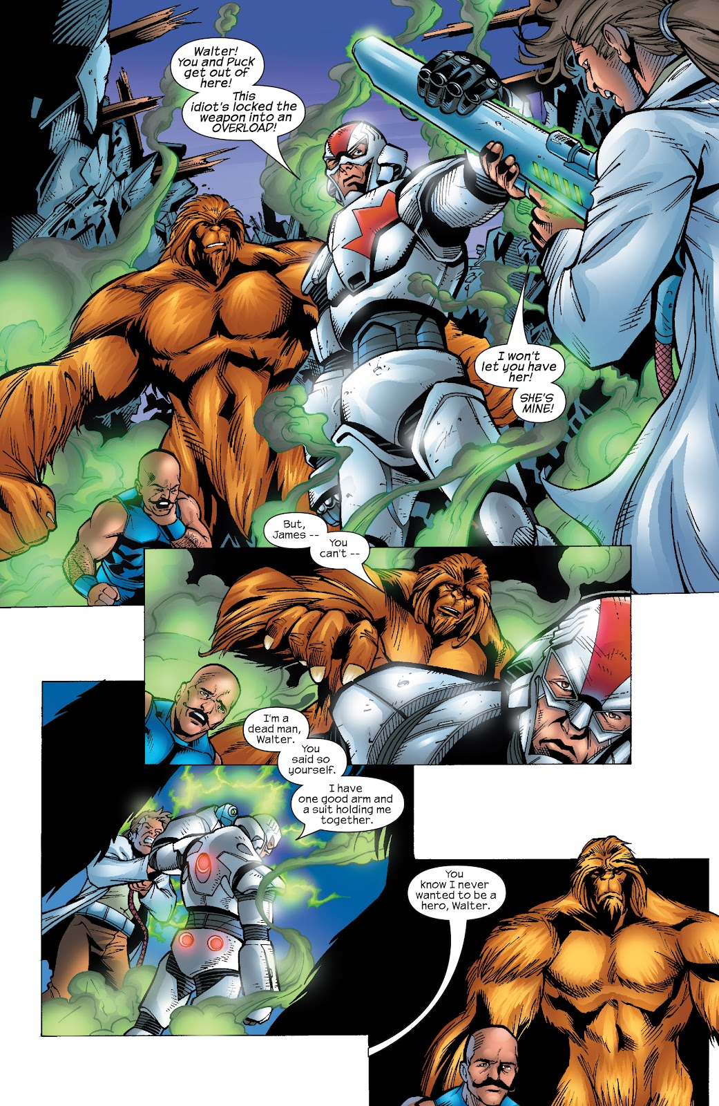 Read online X-Men: Unstoppable comic -  Issue # TPB (Part 4) - 6