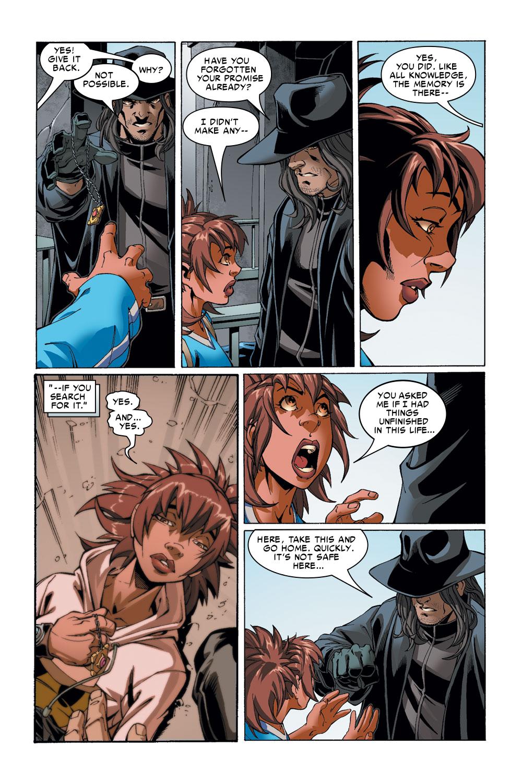 Read online Amazing Fantasy (2004) comic -  Issue #2 - 21