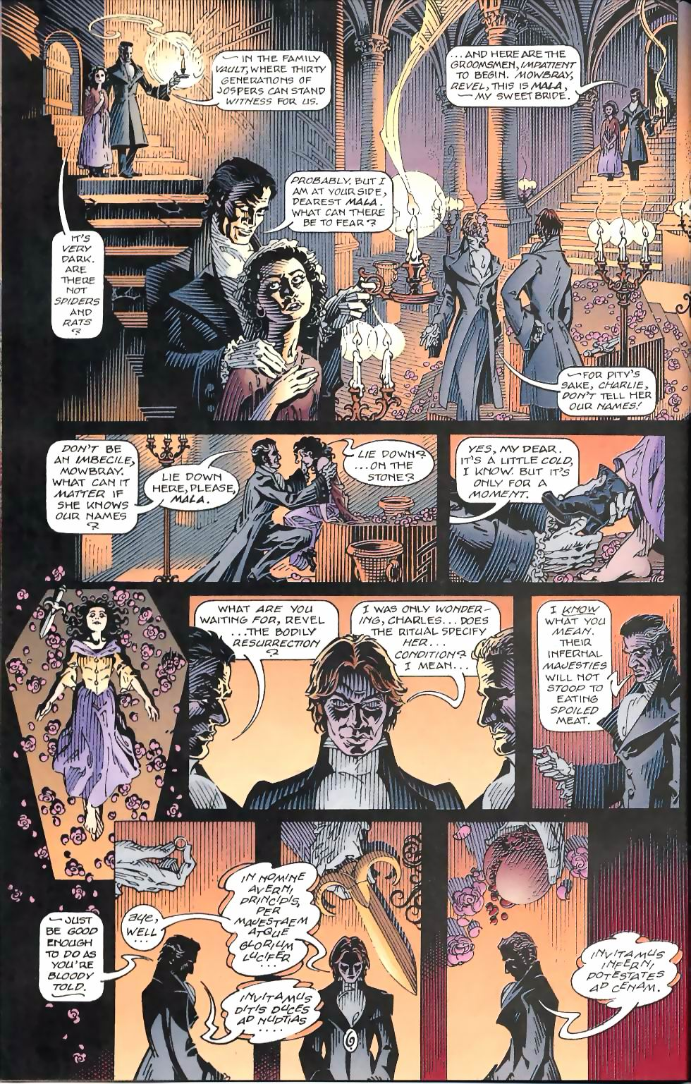 Read online Flinch comic -  Issue #16 - 7