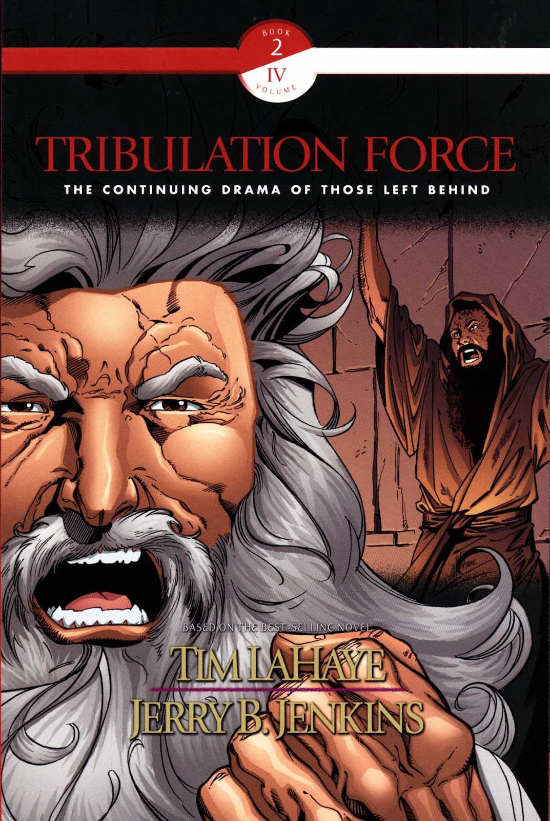 Tribulation Force 4 Page 1