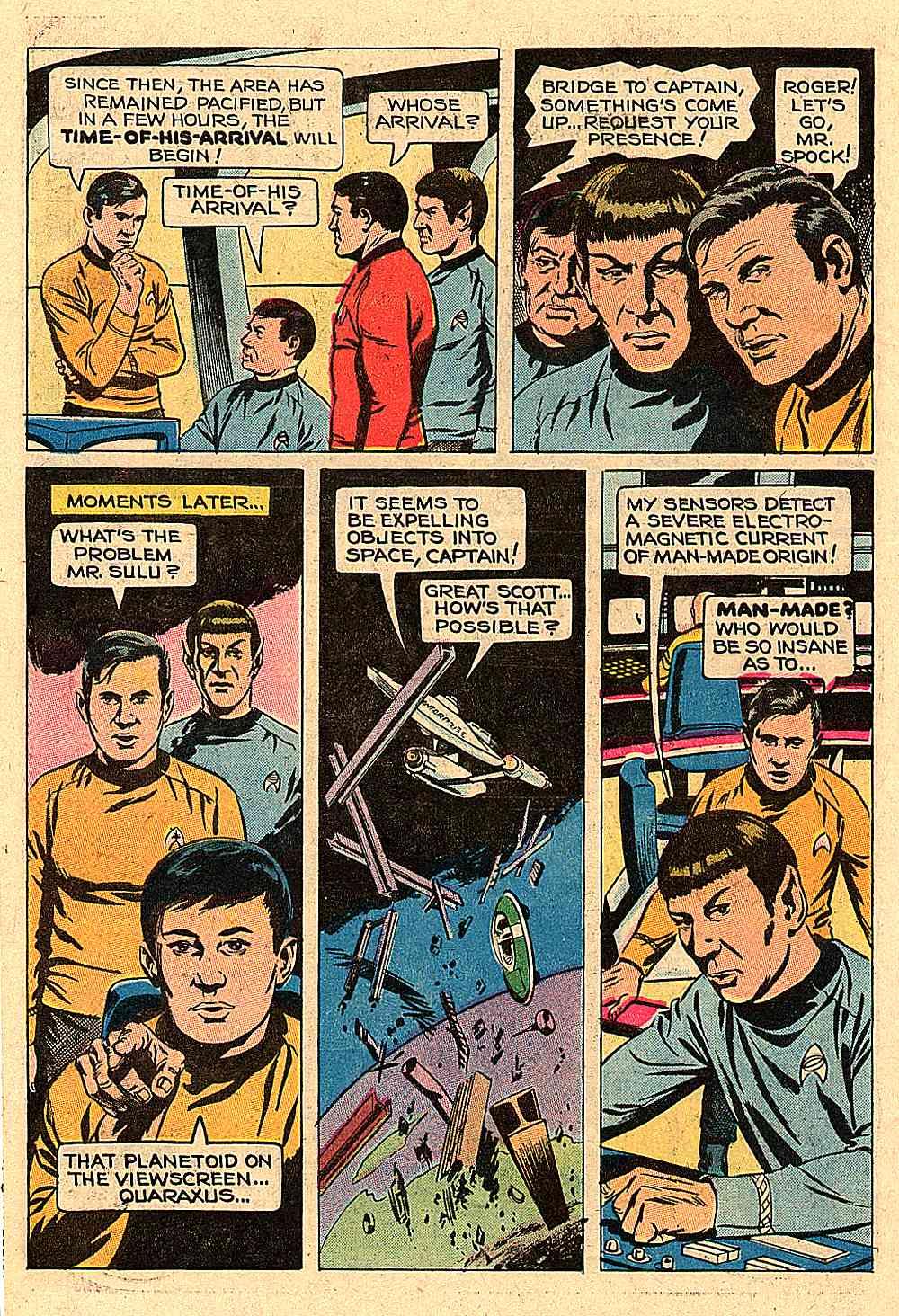Star Trek (1967) issue 51 - Page 5