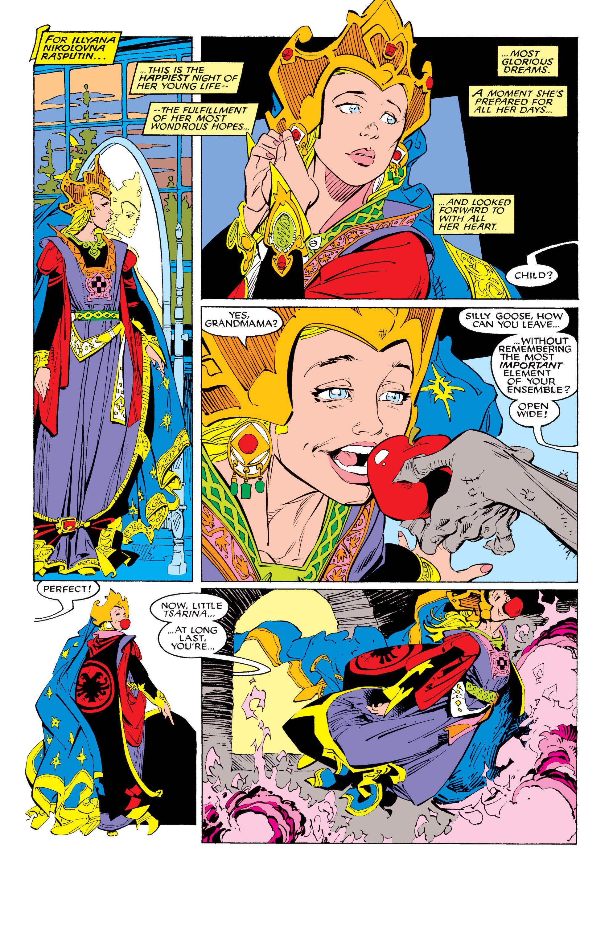 Read online Uncanny X-Men (1963) comic -  Issue #231 - 2