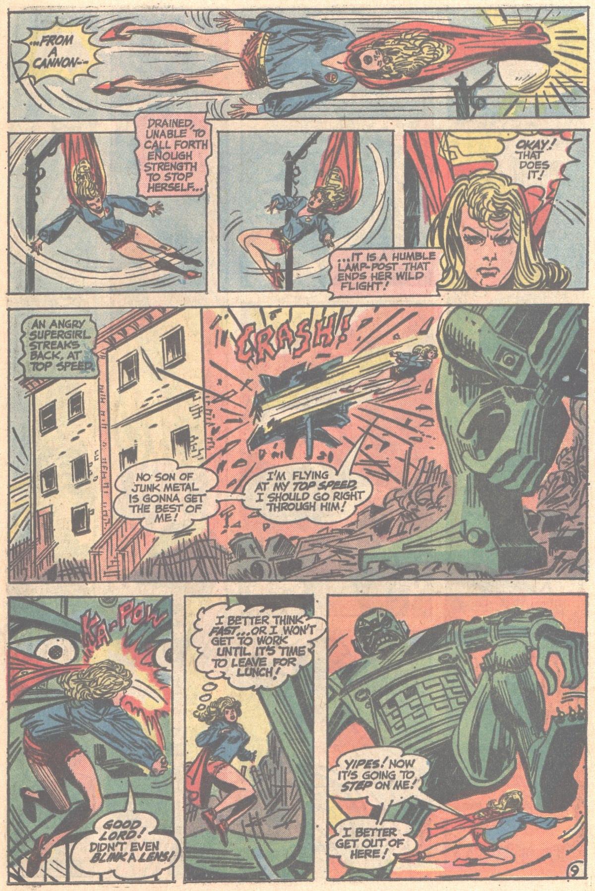 Read online Adventure Comics (1938) comic -  Issue #422 - 13