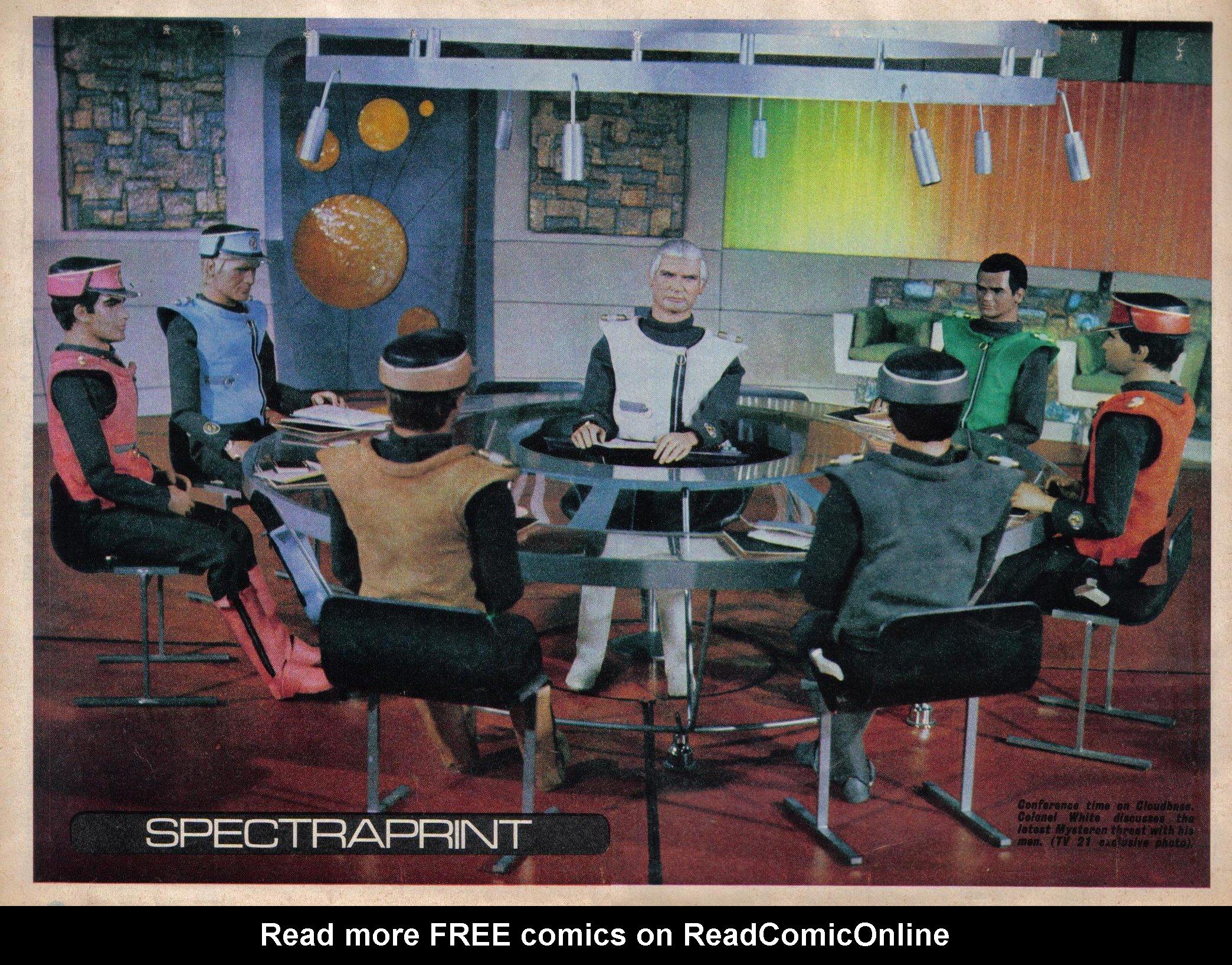 Read online TV Century 21 (TV 21) comic -  Issue #149 - 23