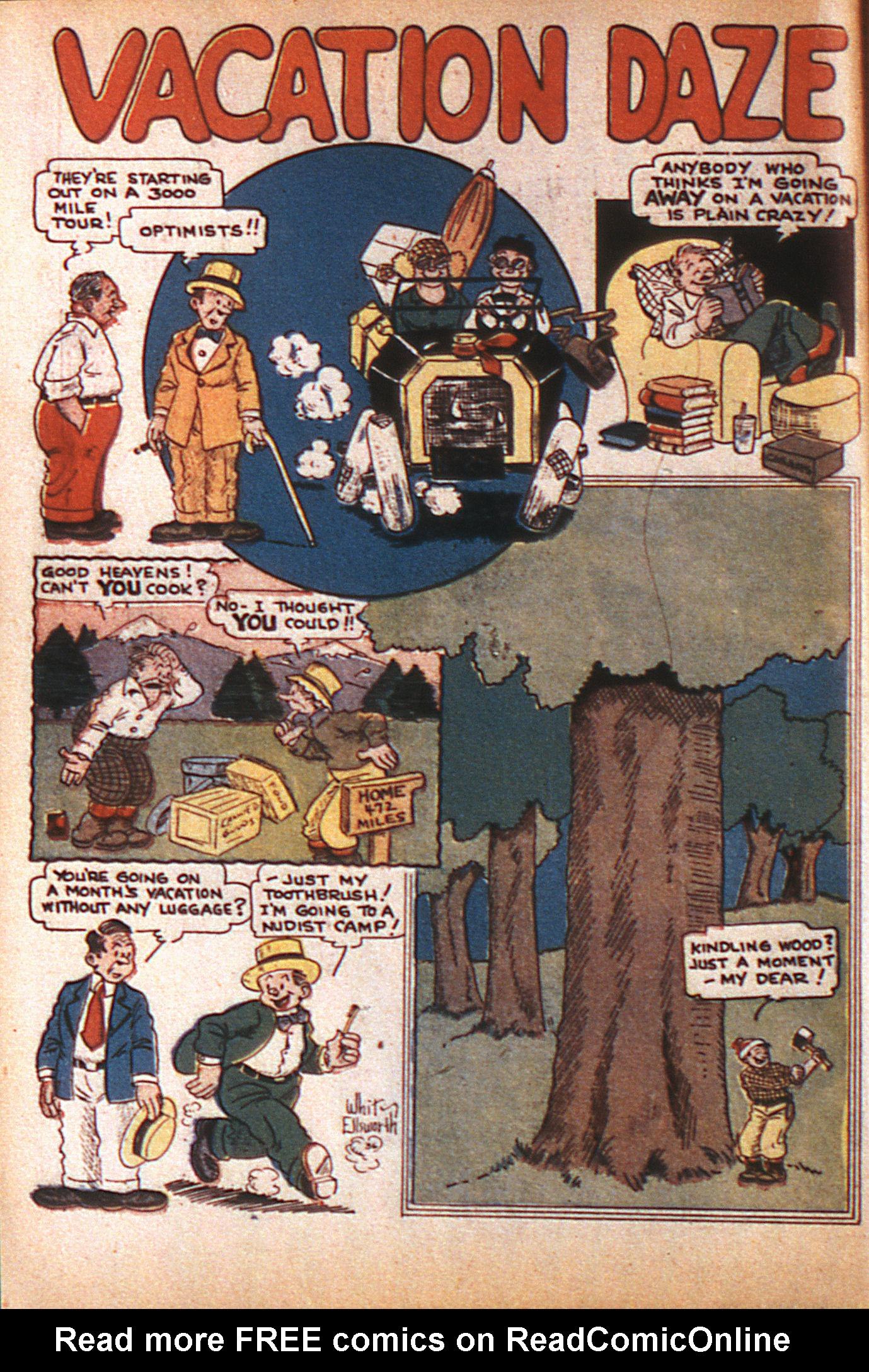 Read online Adventure Comics (1938) comic -  Issue #8 - 35