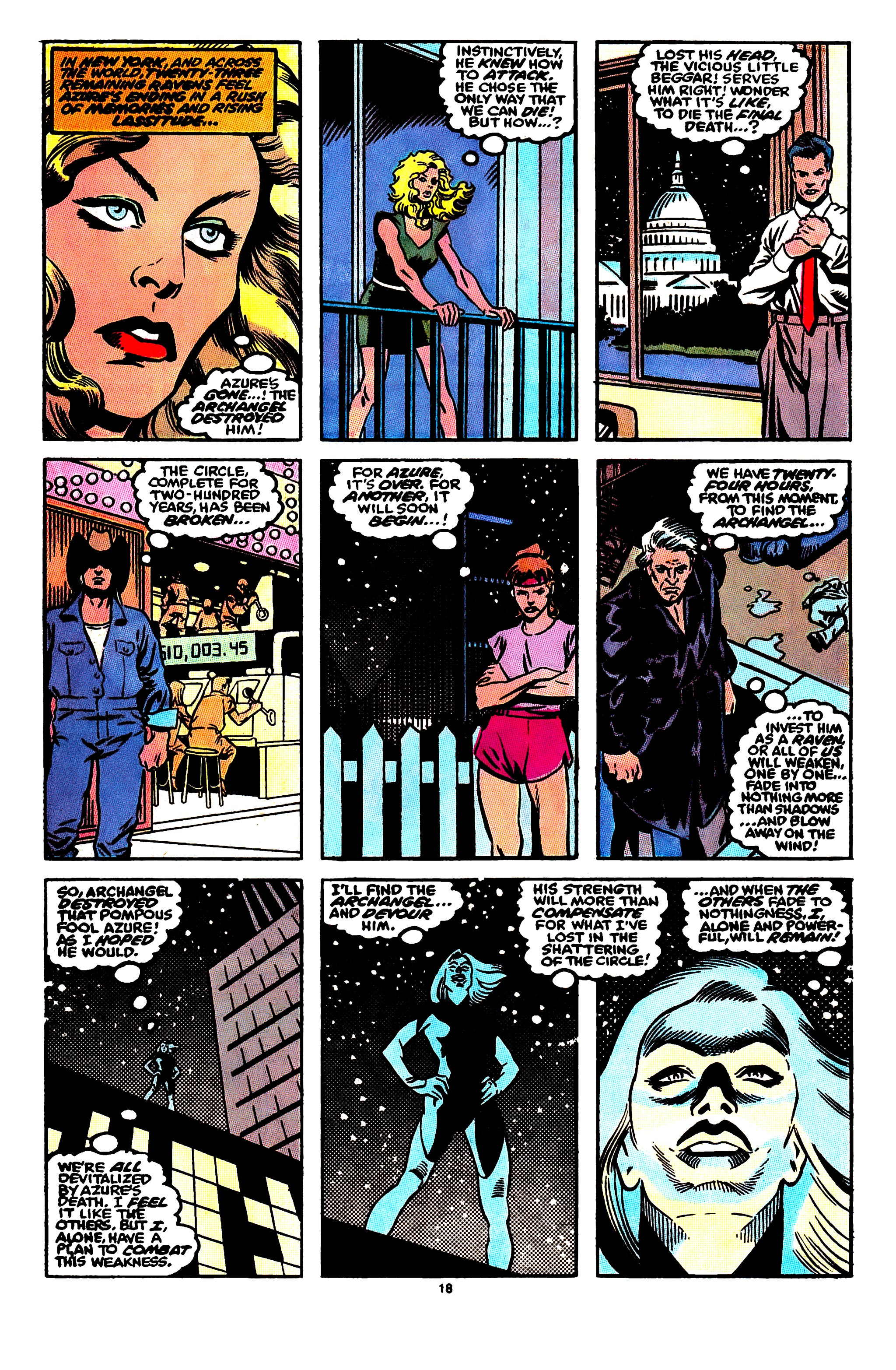 Read online X-Factor (1986) comic -  Issue #56 - 15