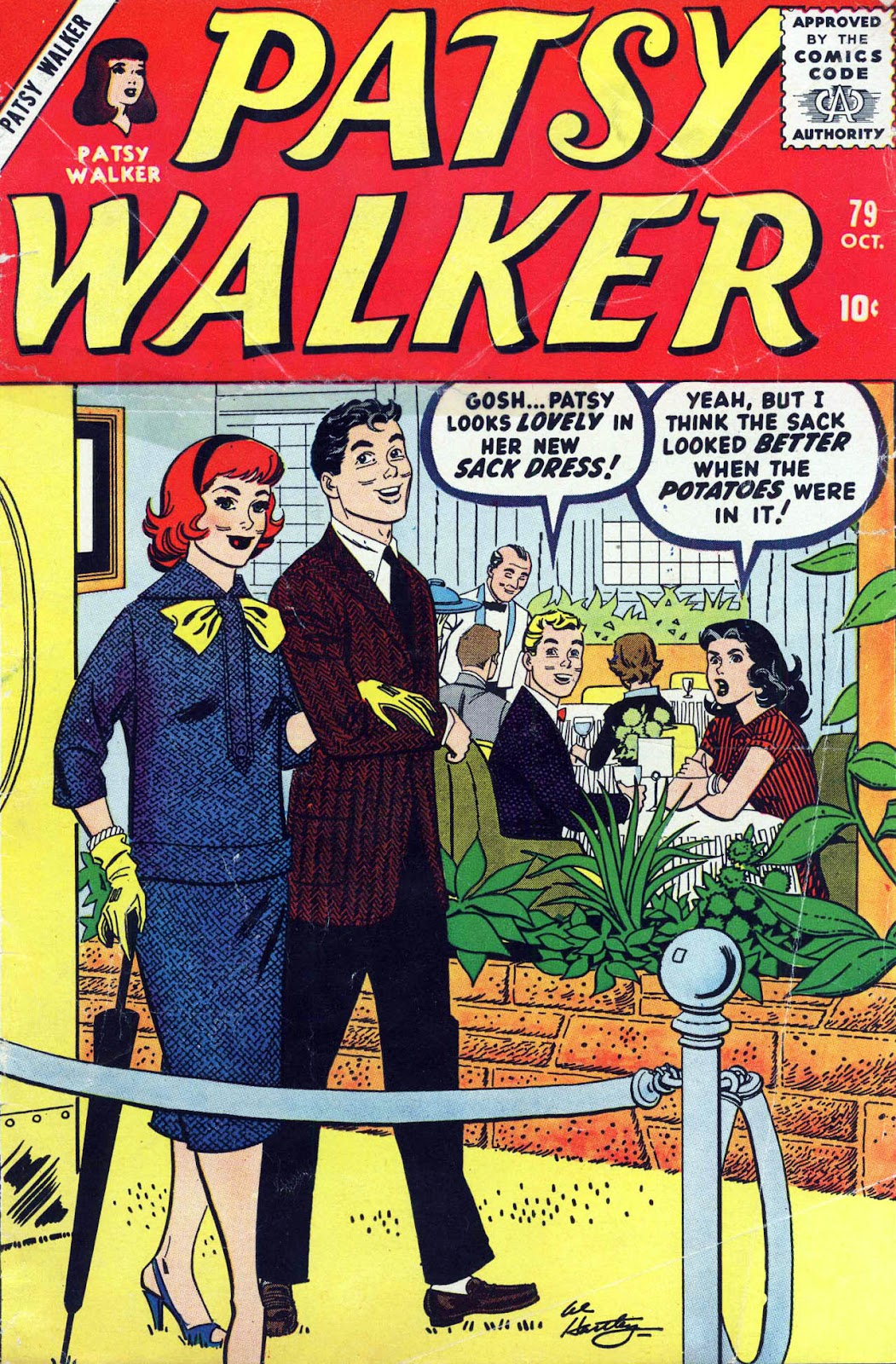 Patsy Walker 79 Page 1