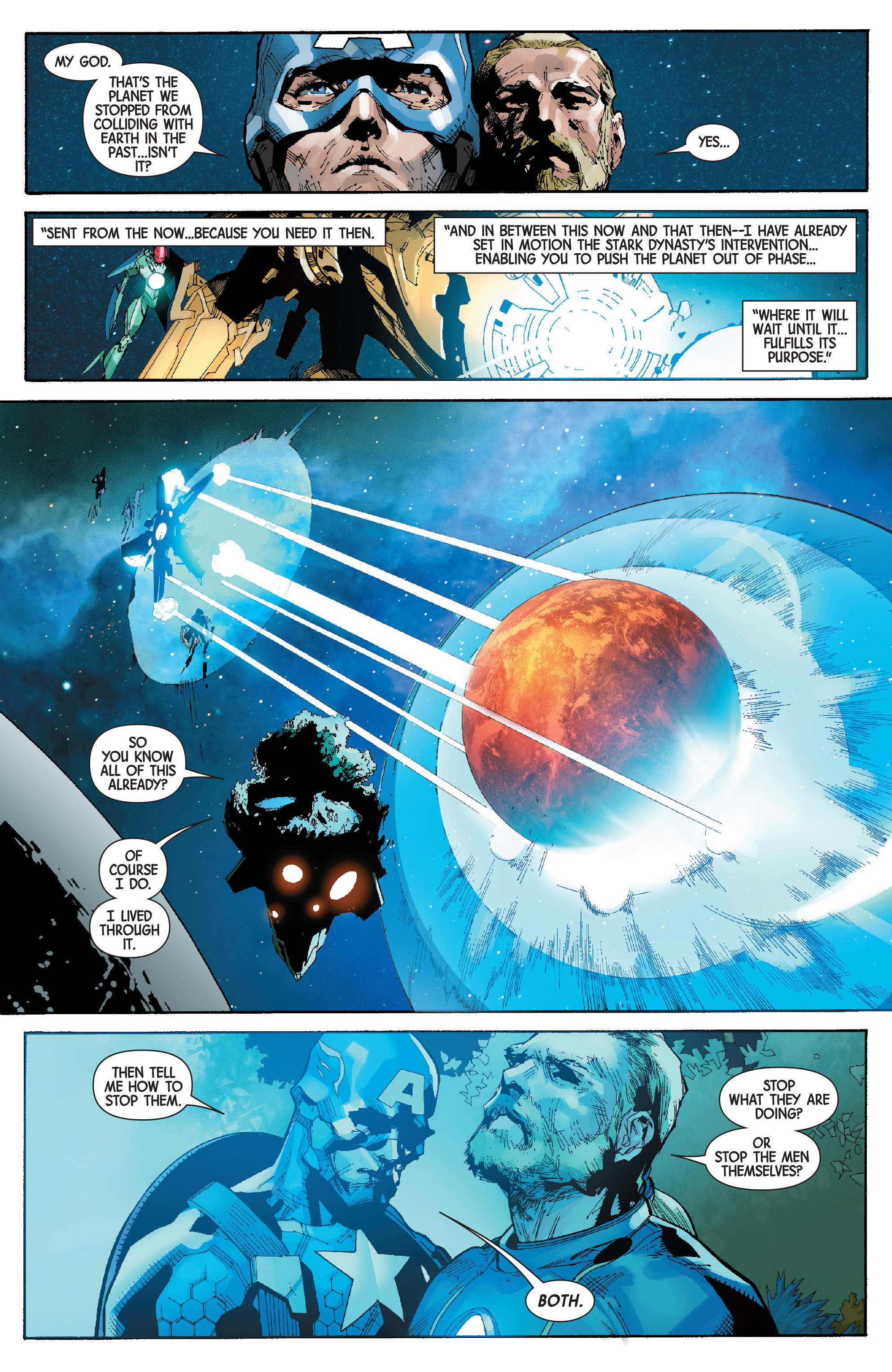 Read online Avengers (2013) comic -  Issue #32 - 17
