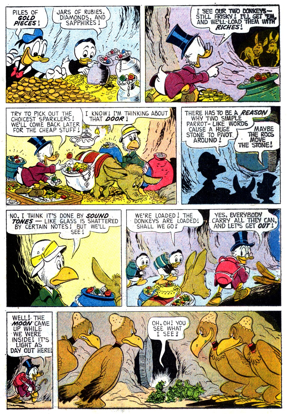 Read online Uncle Scrooge (1953) comic -  Issue #37 - 15