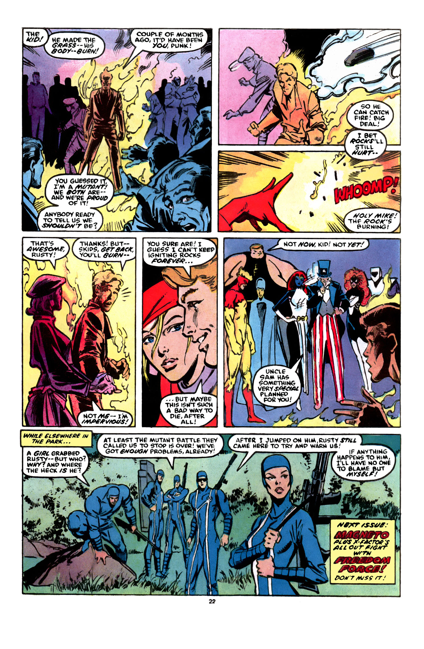 Read online X-Factor (1986) comic -  Issue #8 - 24