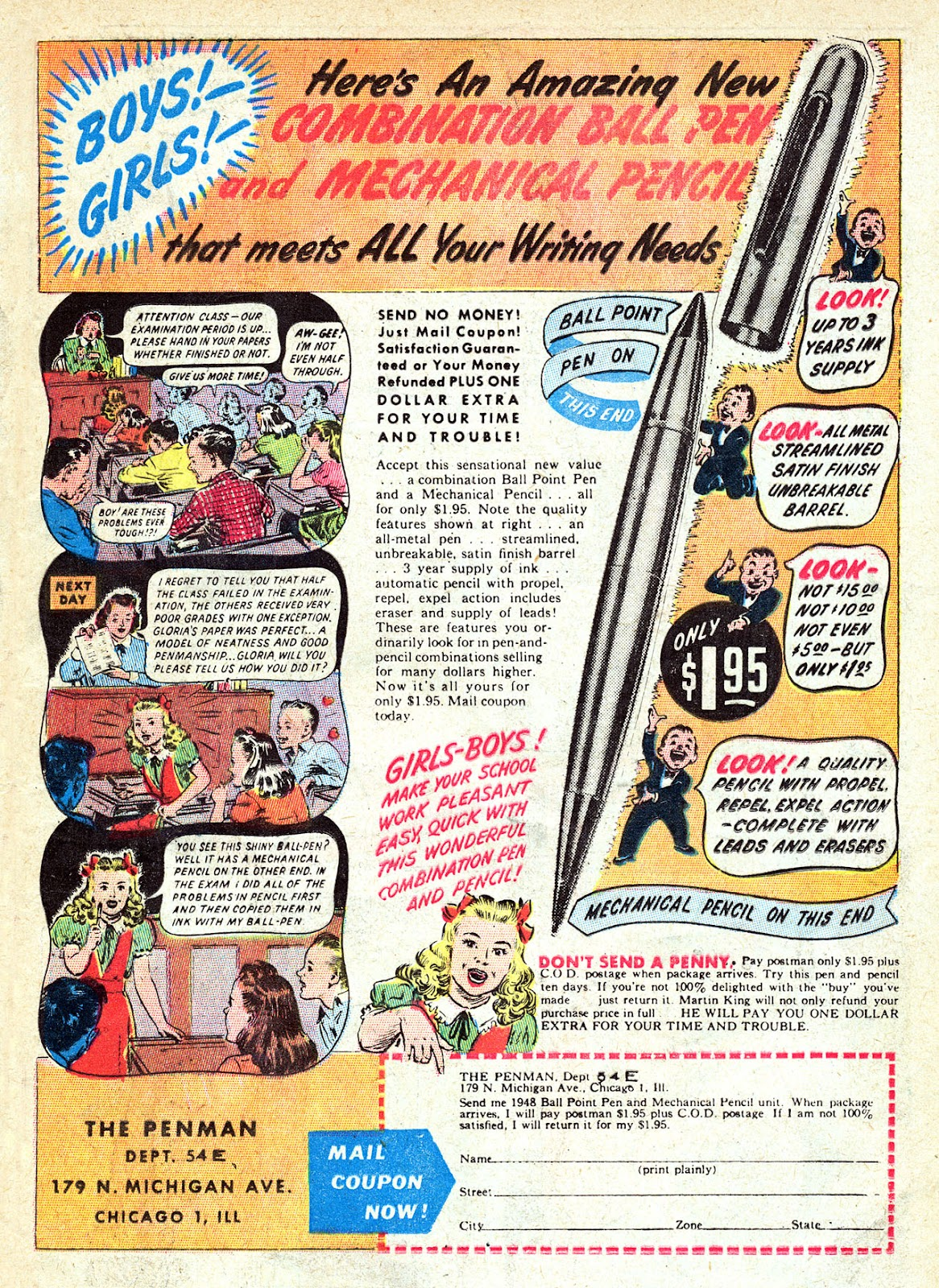 Venus (1948) issue 1 - Page 13