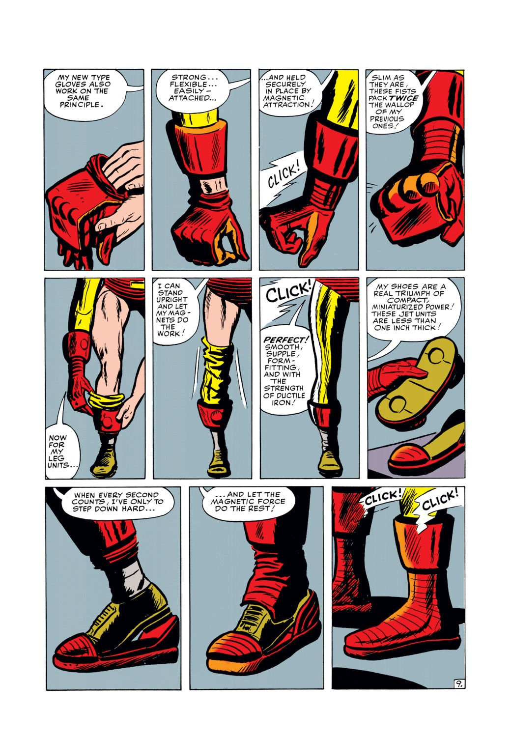 Tales of Suspense (1959) issue 48 - Page 10