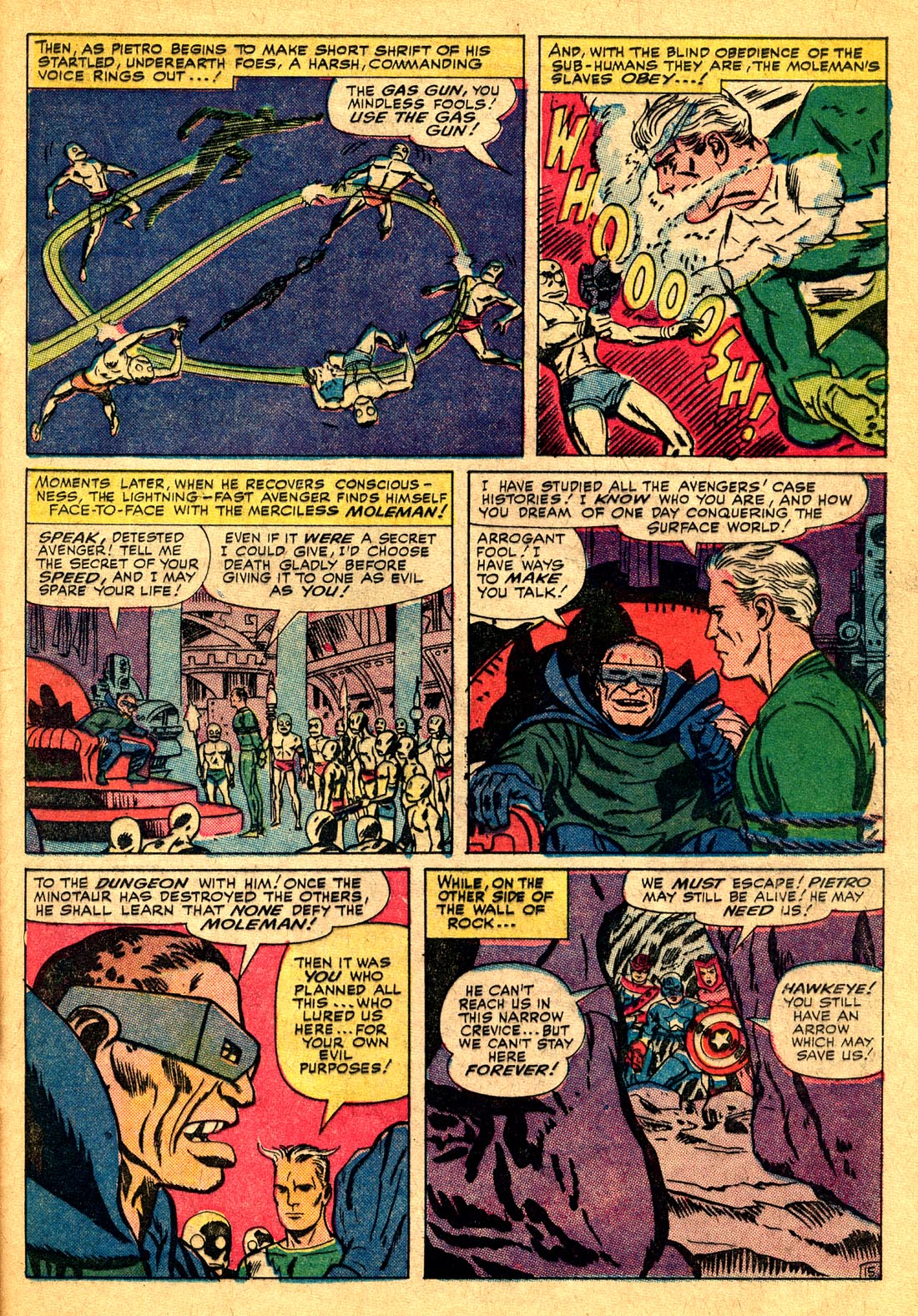 The Avengers (1963) 17 Page 15