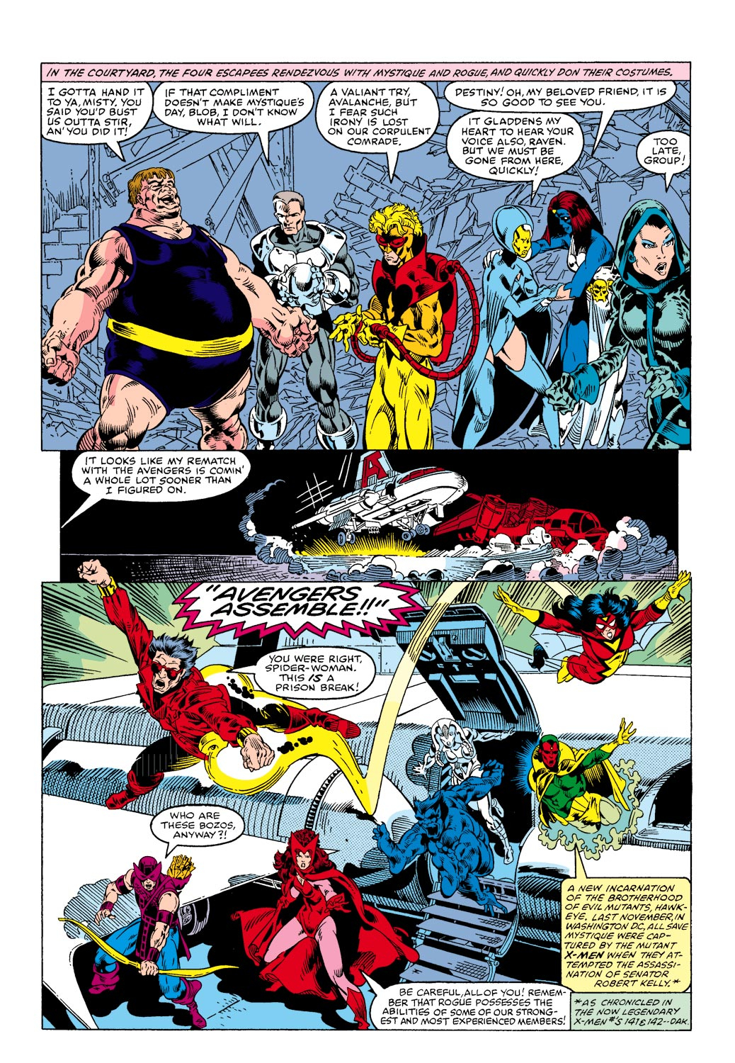 The Avengers (1963) _Annual_10 Page 19