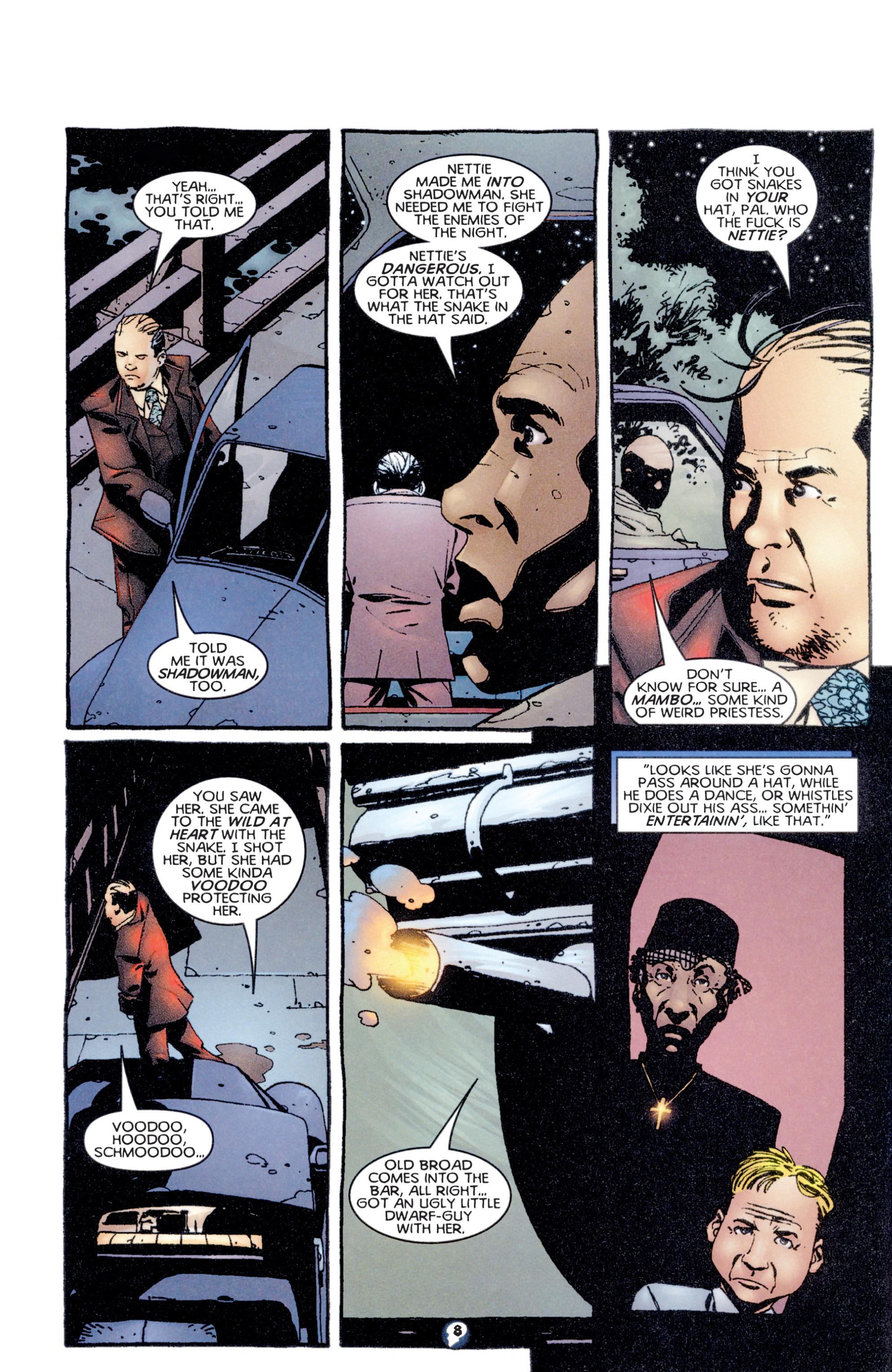 Read online Shadowman (1997) comic -  Issue #5 - 7