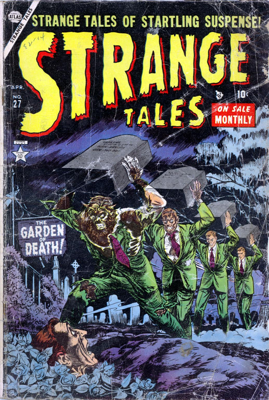 Strange Tales (1951) 27 Page 1