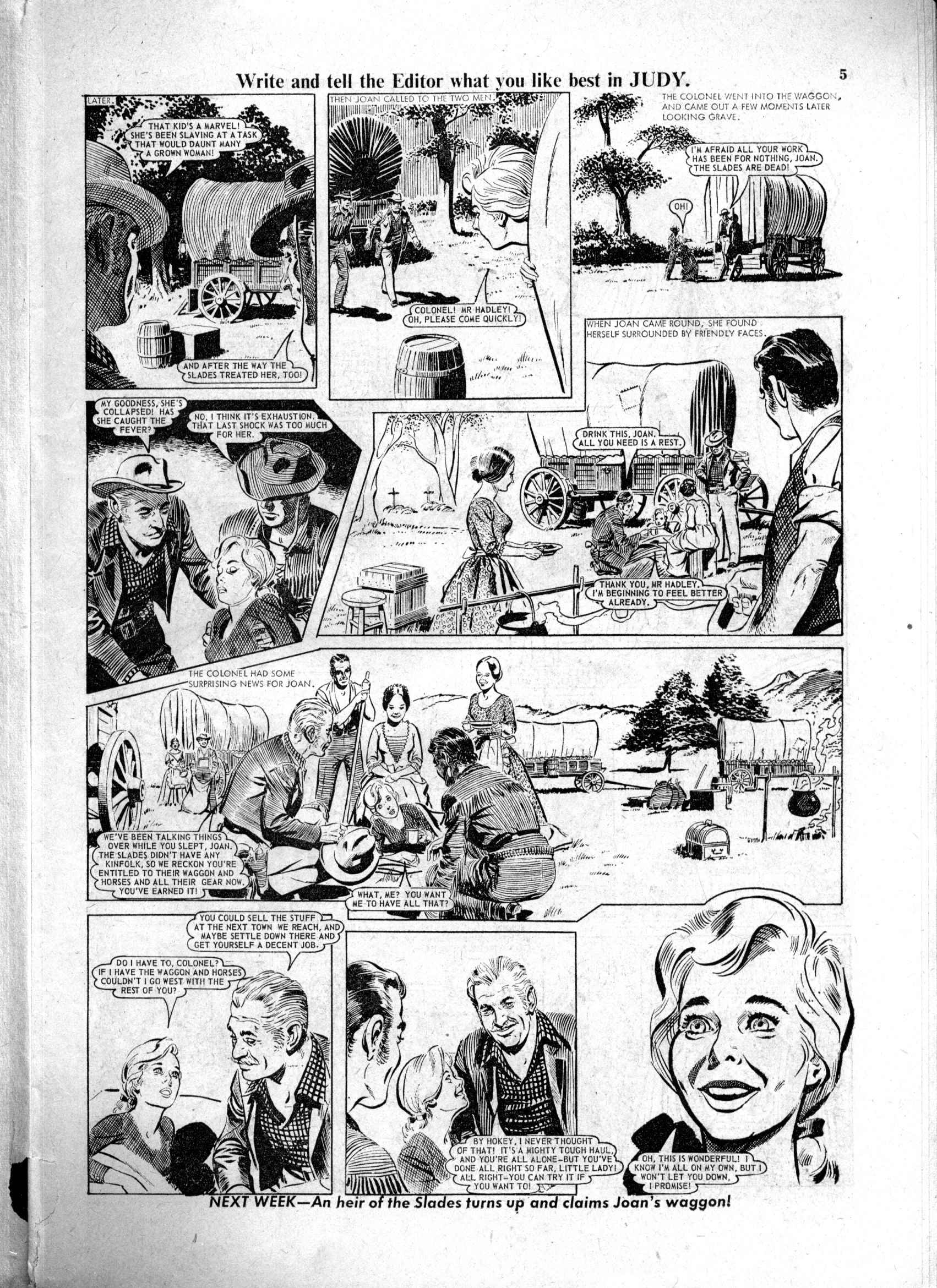Read online Judy comic -  Issue #229 - 5