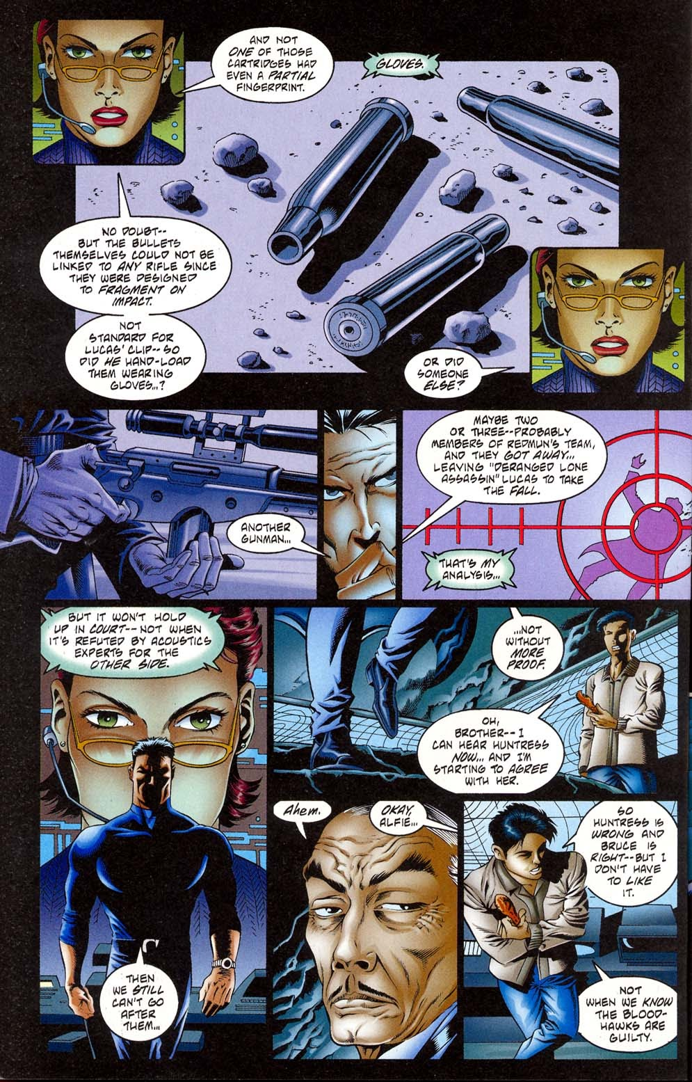 Batman: Outlaws issue 2 - Page 33
