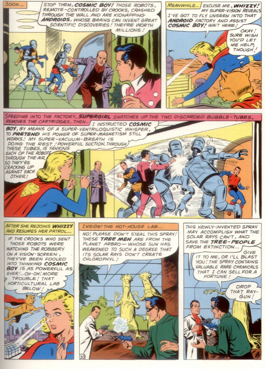 Read online Adventure Comics (1938) comic -  Issue #496 - 21
