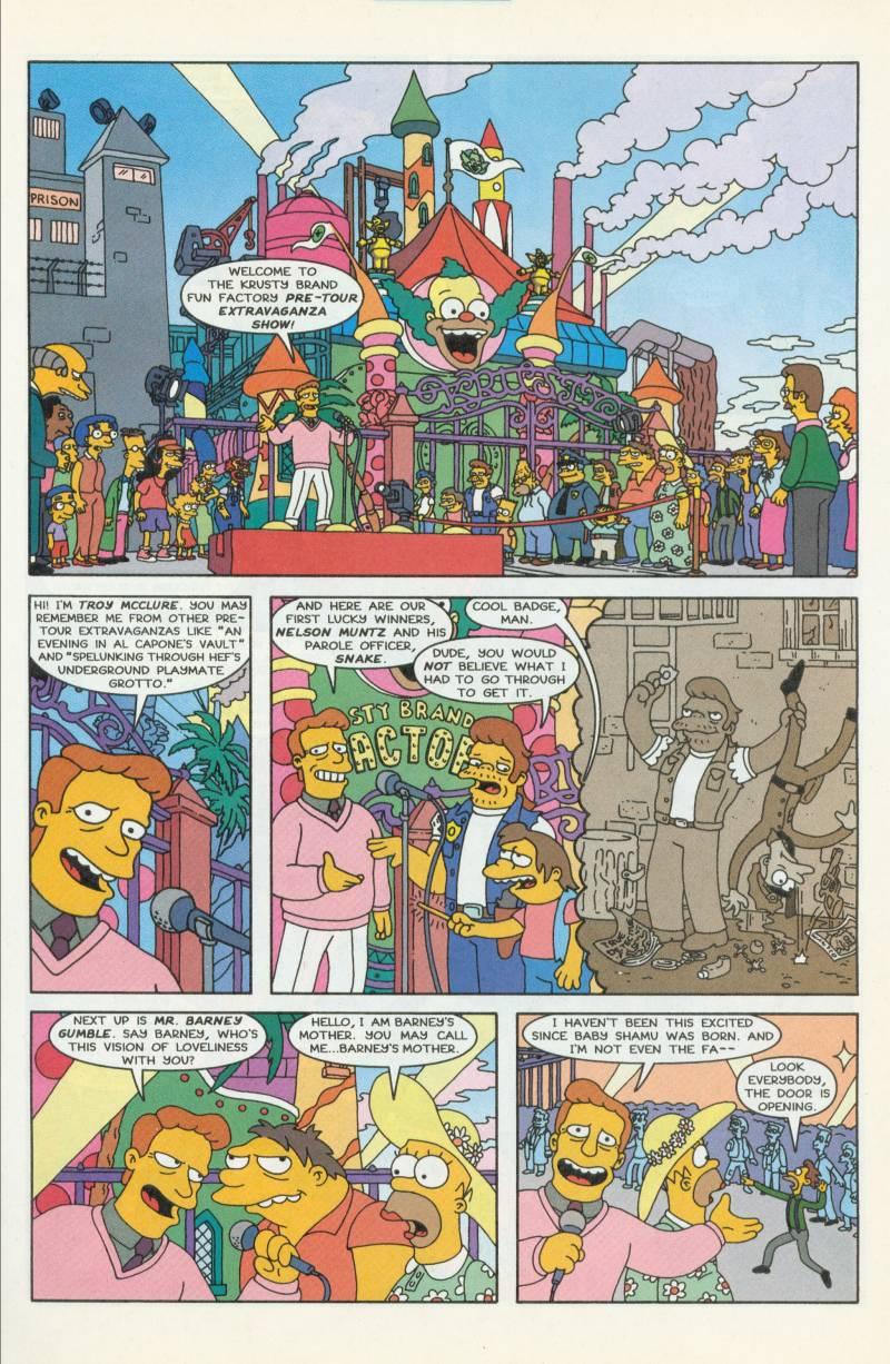 Read online Simpsons Comics comic -  Issue #41 - 10