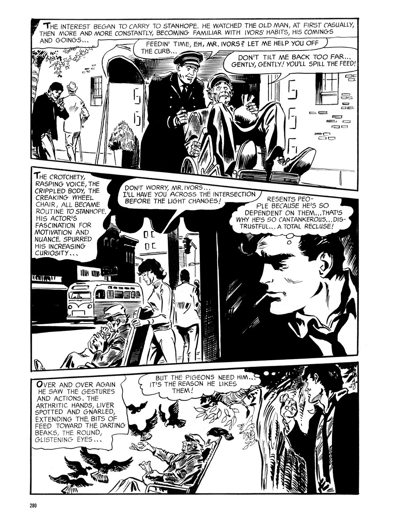 Read online Eerie Archives comic -  Issue # TPB 2 - 281