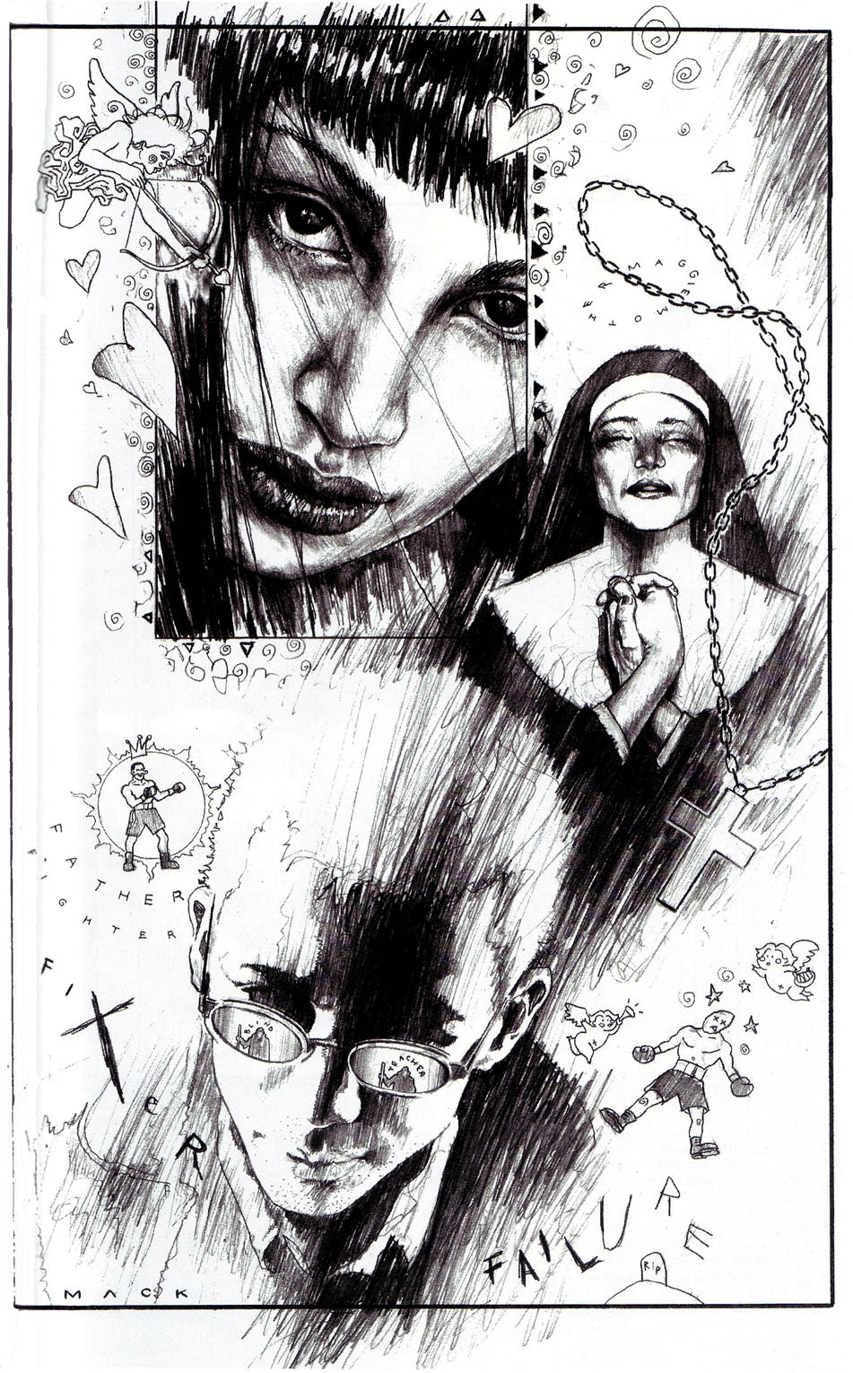 Read online Kabuki: Reflections comic -  Issue #3 - 7