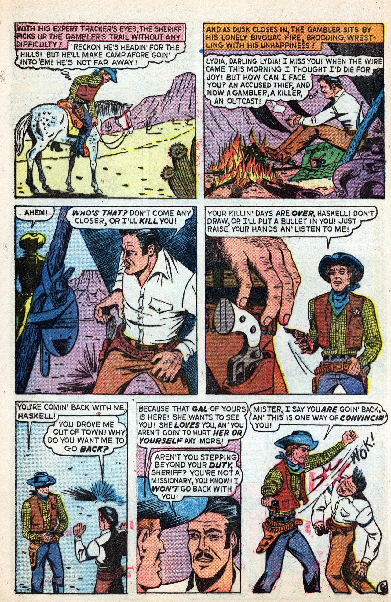 Read online Two-Gun Kid comic -  Issue #4 - 40