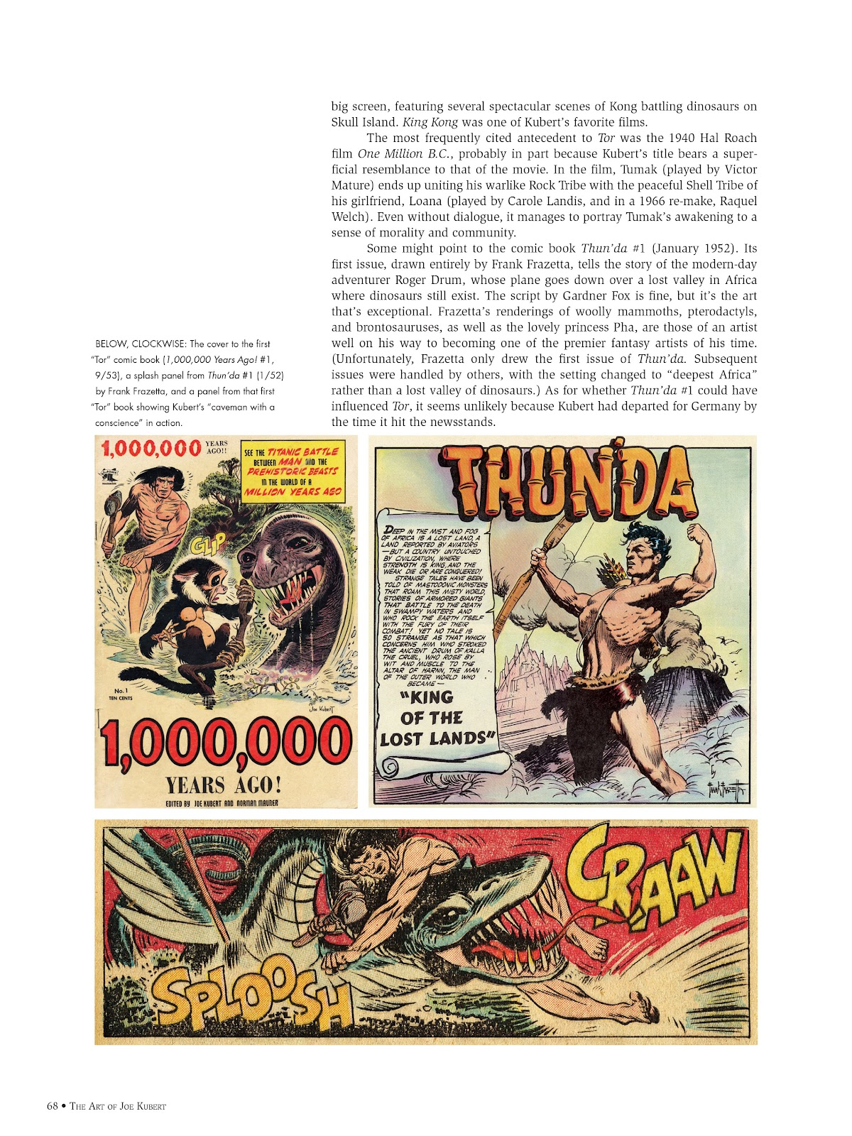 Read online The Art of Joe Kubert comic -  Issue # TPB (Part 1) - 67