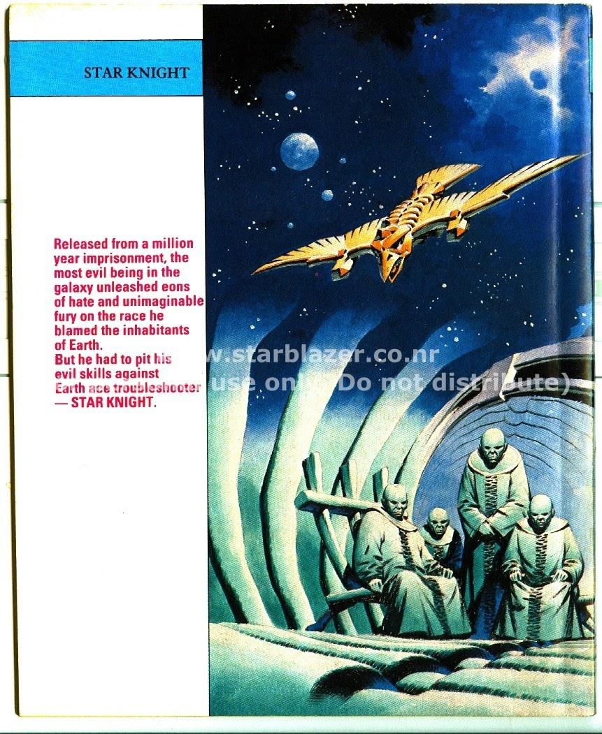 Starblazer issue 171 - Page 36