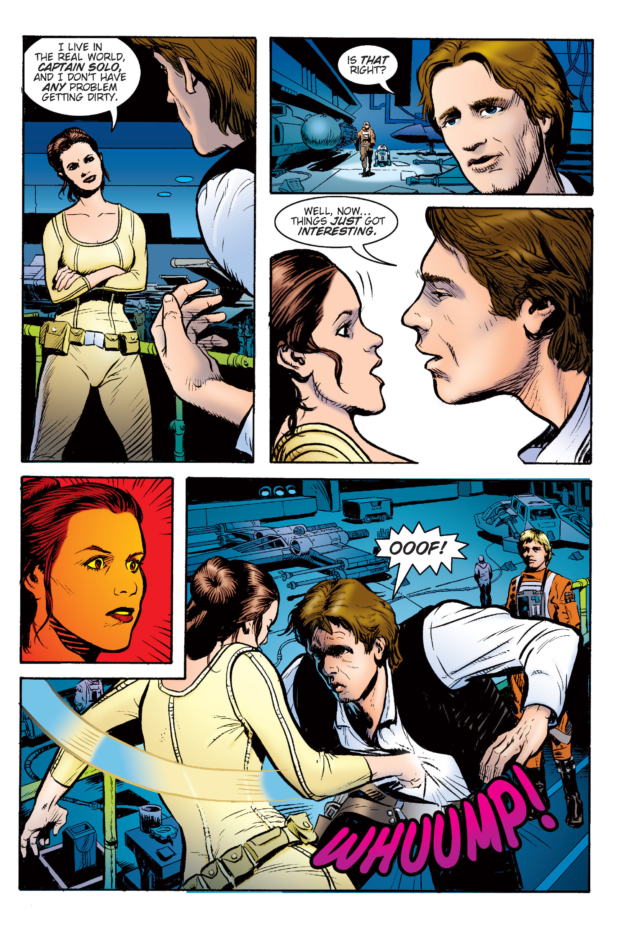 Read online Star Wars Omnibus comic -  Issue # Vol. 20 - 442