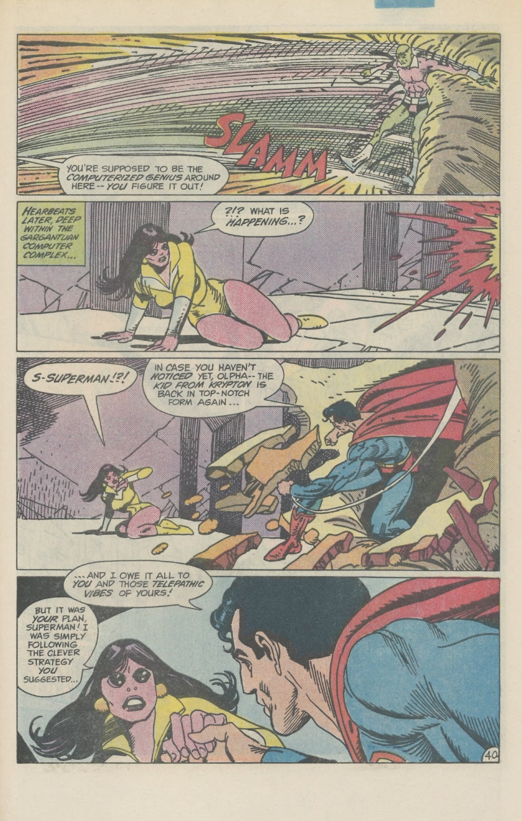 Read online Superman Special (1983) comic -  Issue #2 - 46