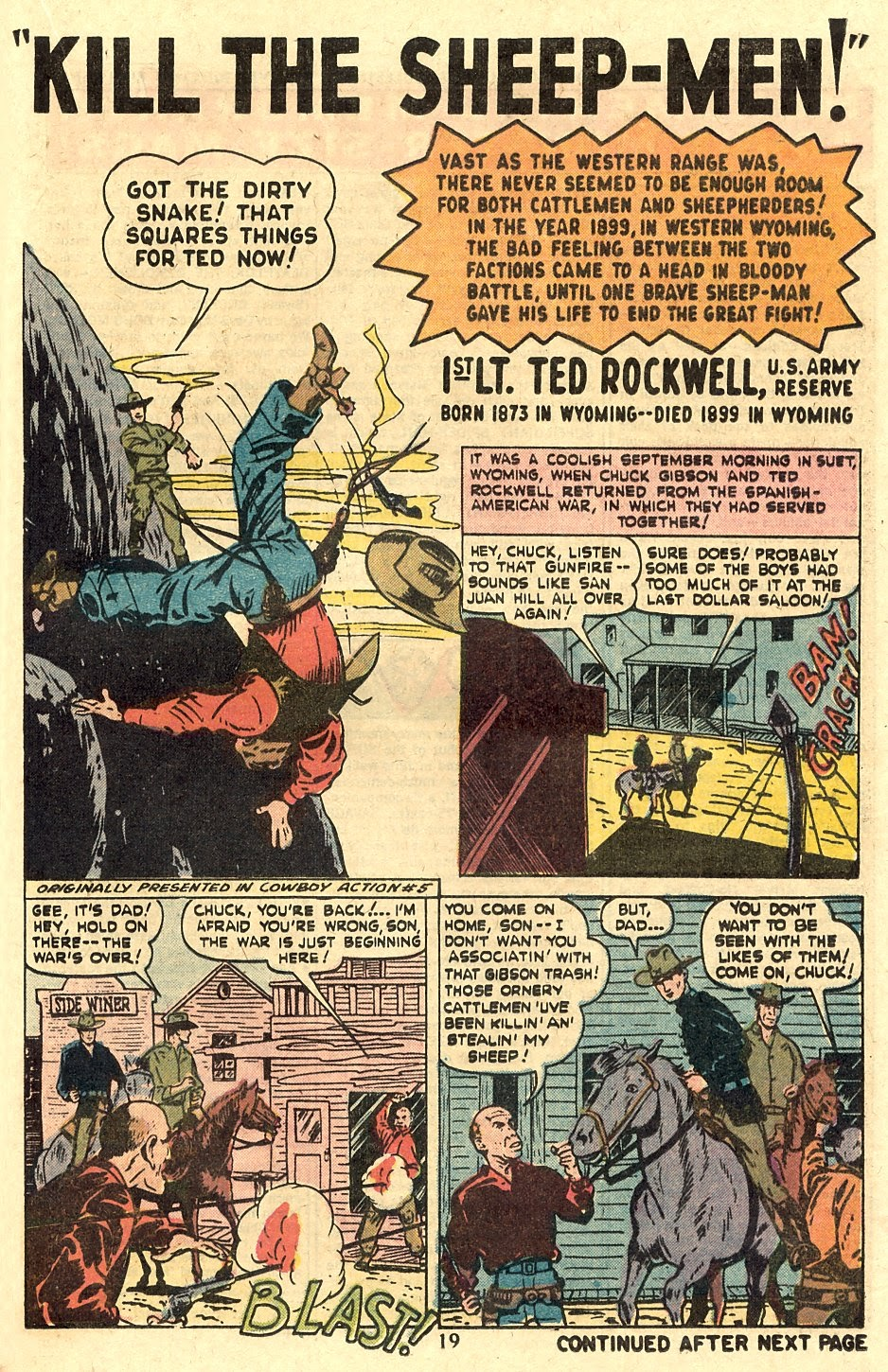 Kid Colt Outlaw issue 185 - Page 21