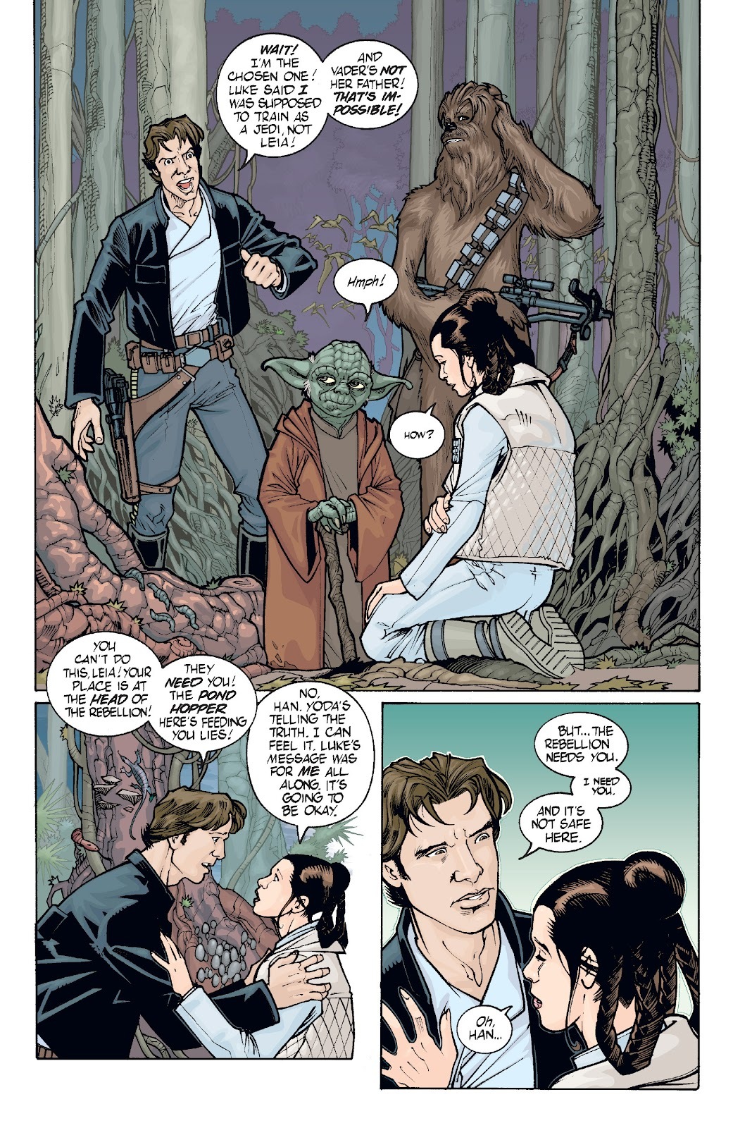 Read online Star Wars Legends: Infinities - Epic Collection comic -  Issue # TPB (Part 2) - 43