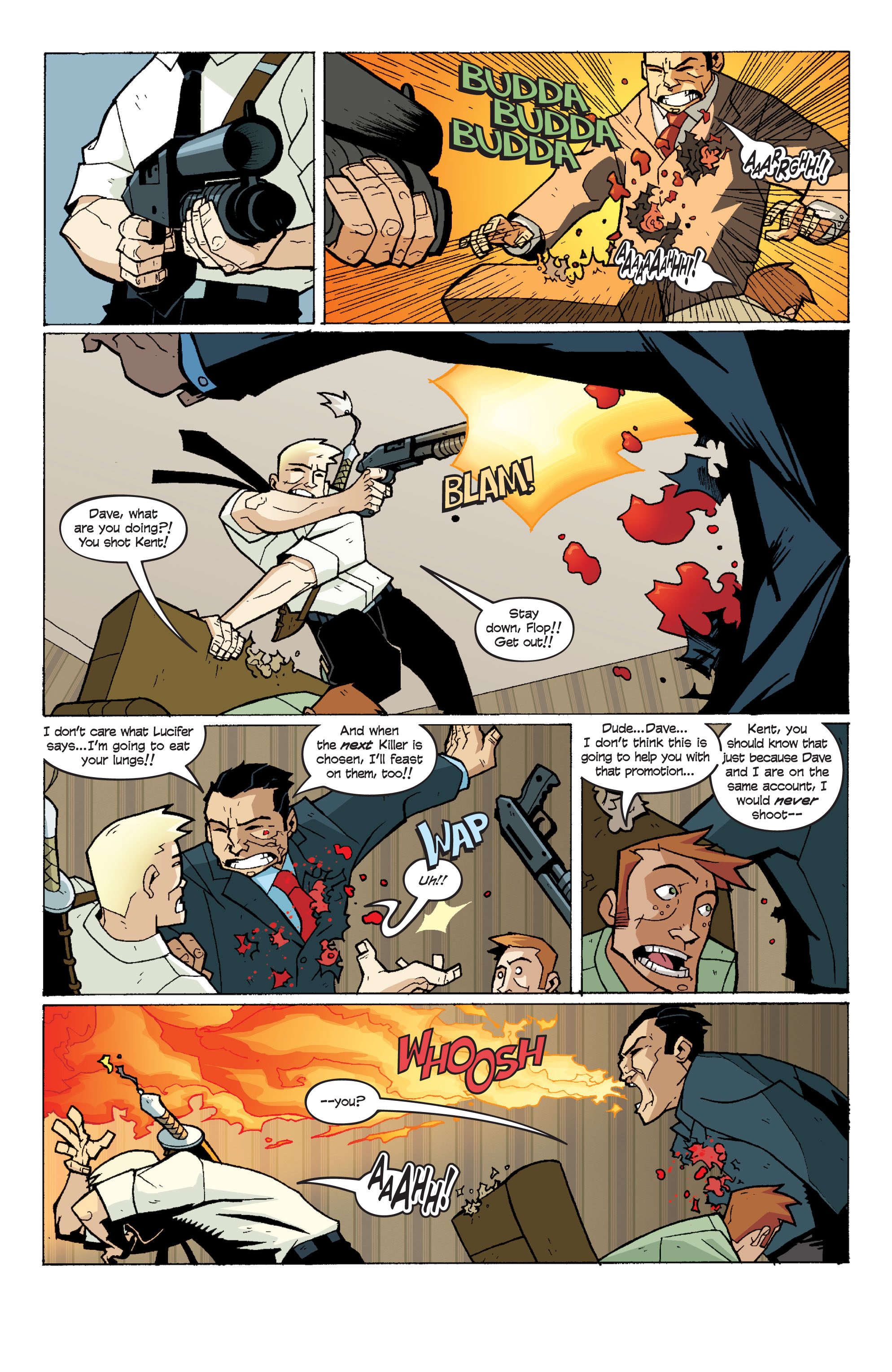Read online Killer Of Demons comic -  Issue #3 - 22