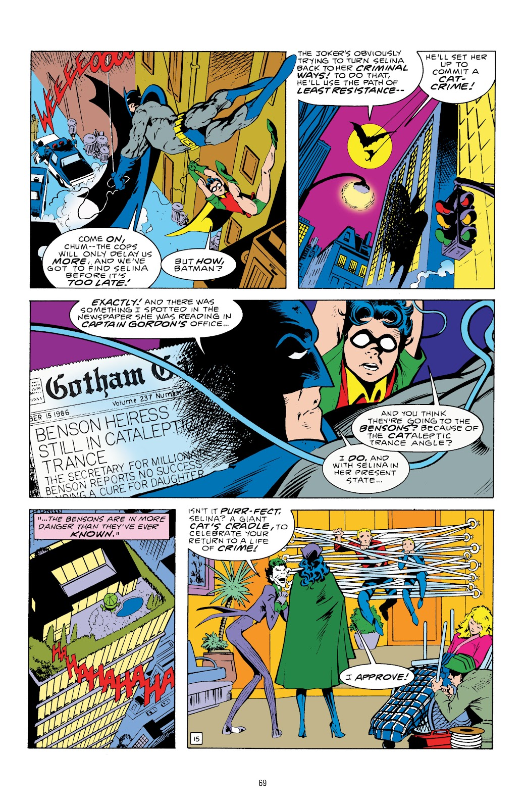 Read online Detective Comics (1937) comic -  Issue # _TPB Batman - The Dark Knight Detective 1 (Part 1) - 69