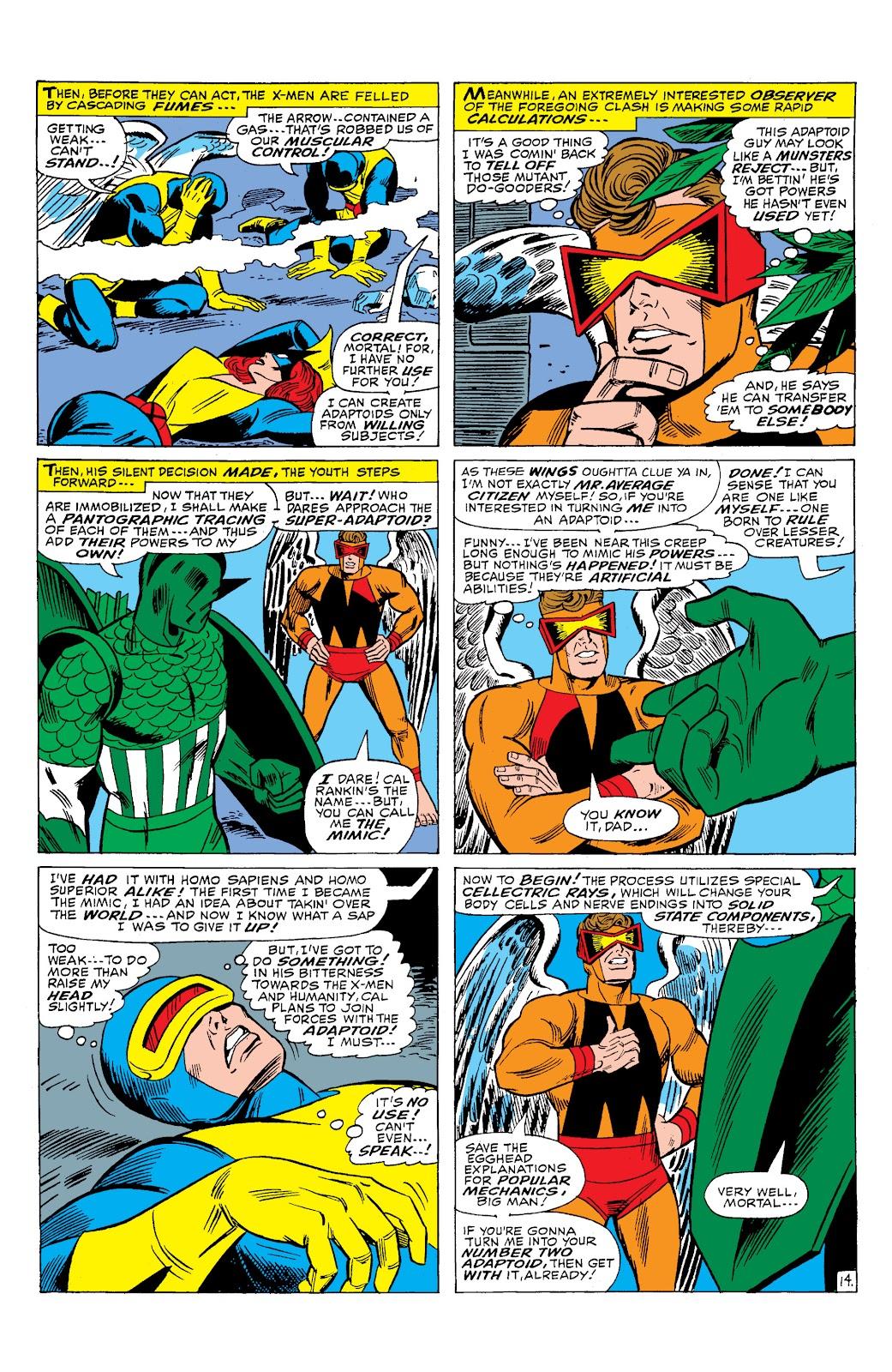Uncanny X-Men (1963) issue 29 - Page 15