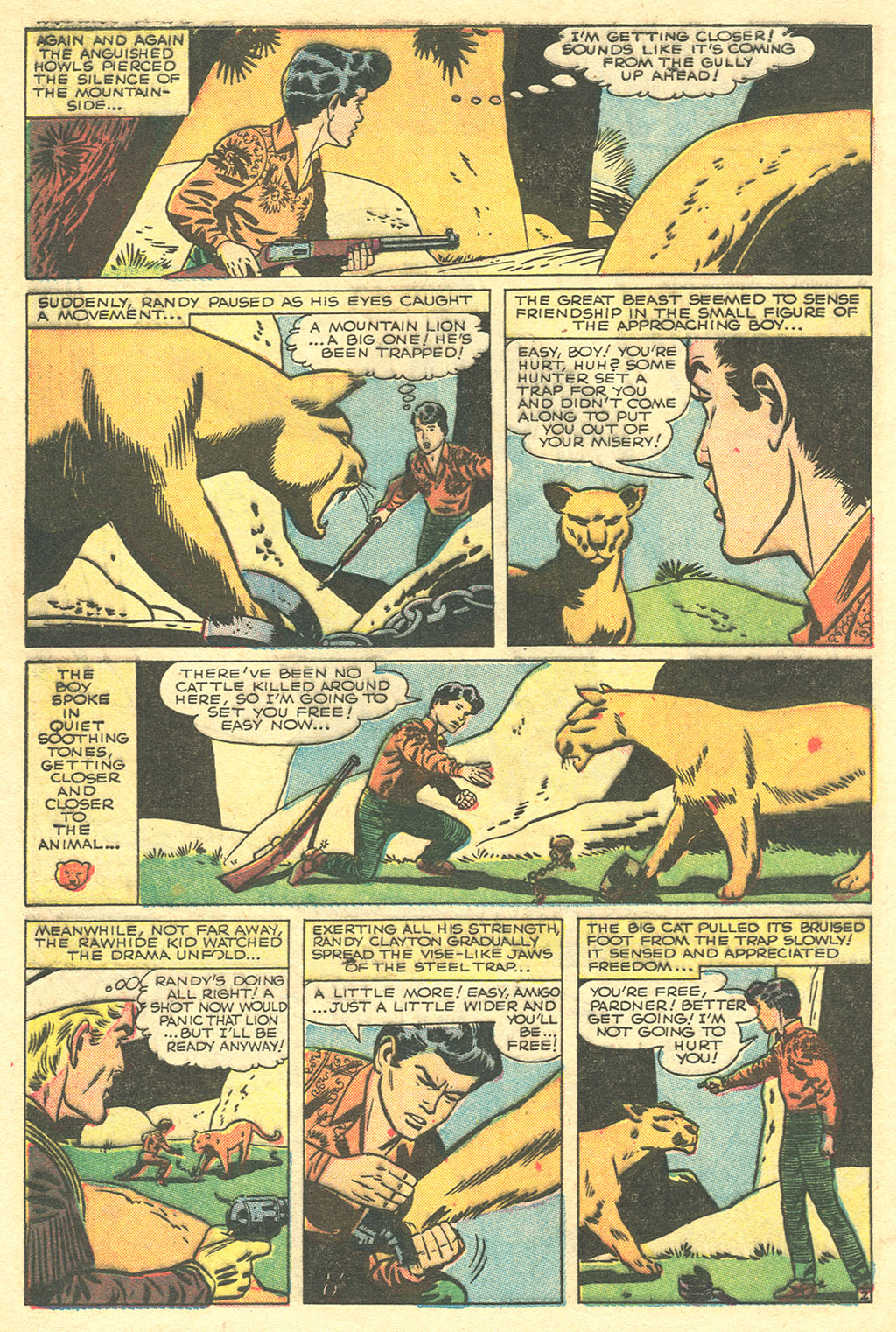 The Rawhide Kid (1955) issue 5 - Page 28