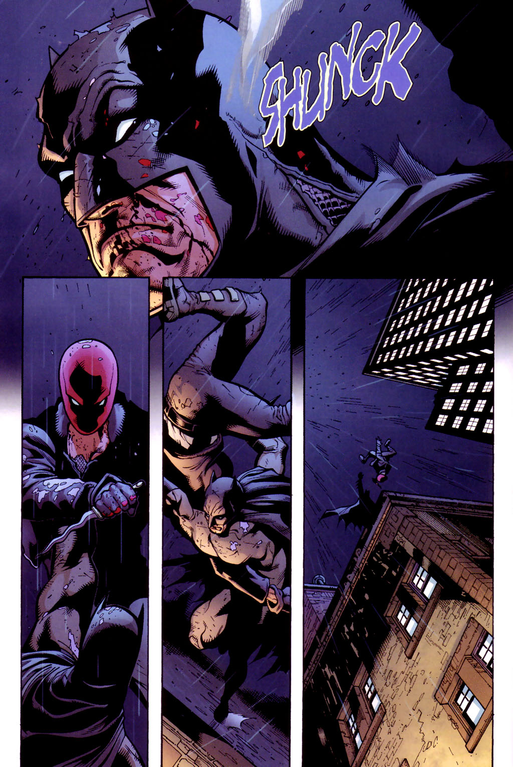 Batman: Under The Hood issue 1 - Page 6
