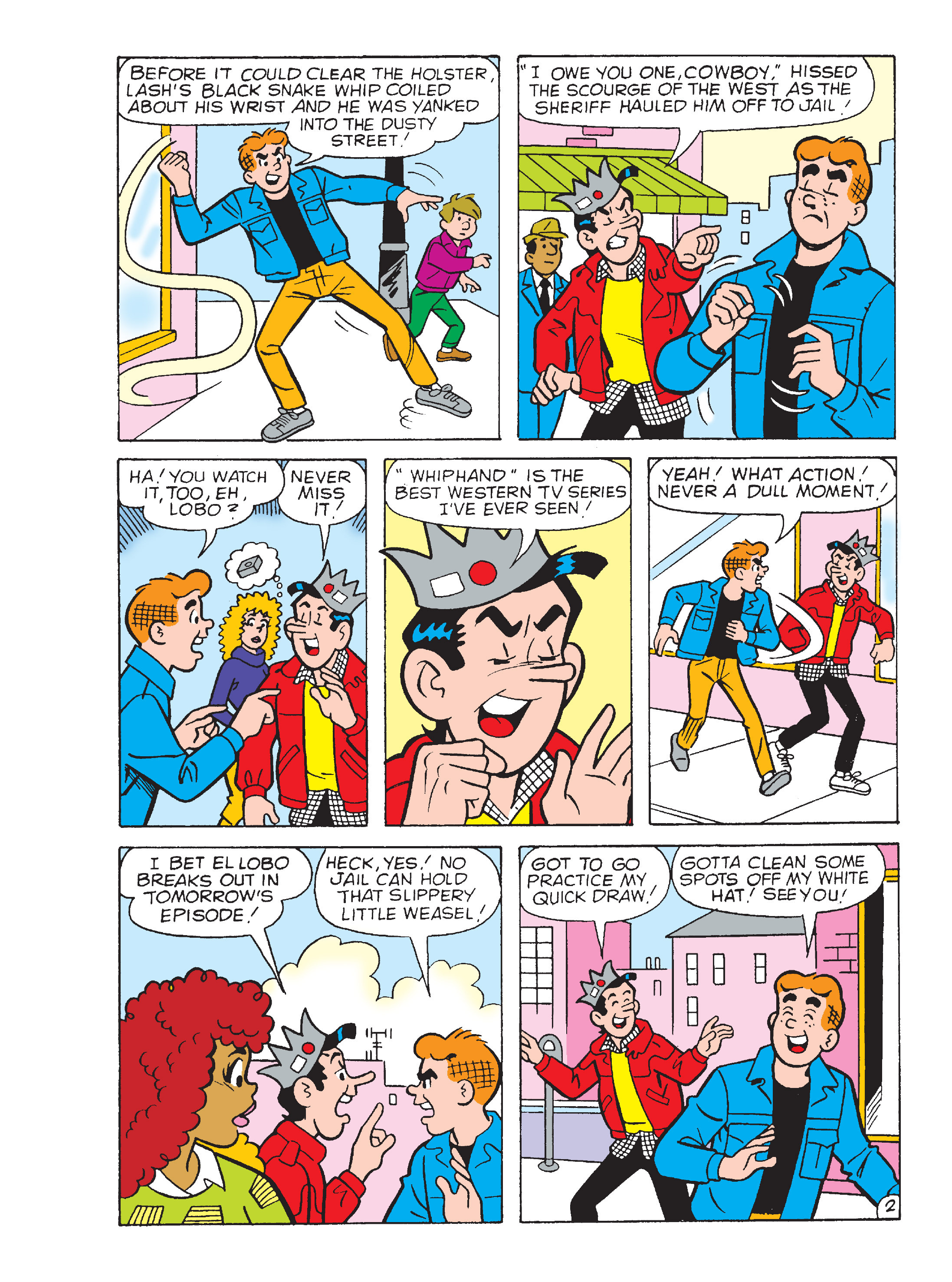 Read online Archie 1000 Page Comics Blowout! comic -  Issue # TPB (Part 3) - 4