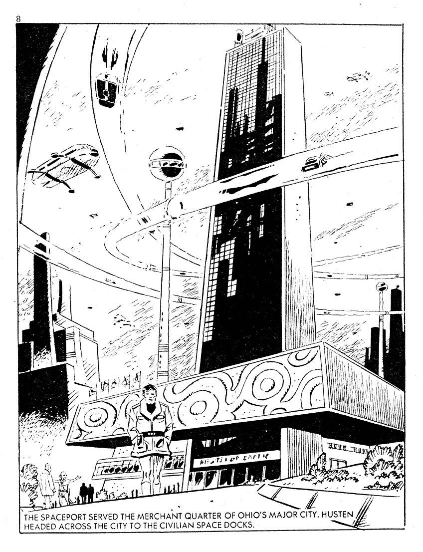 Starblazer issue 30 - Page 8