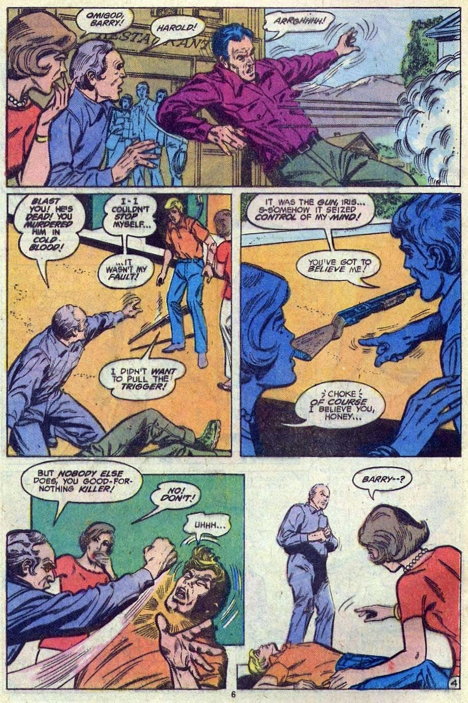 Read online Adventure Comics (1938) comic -  Issue #461 - 6