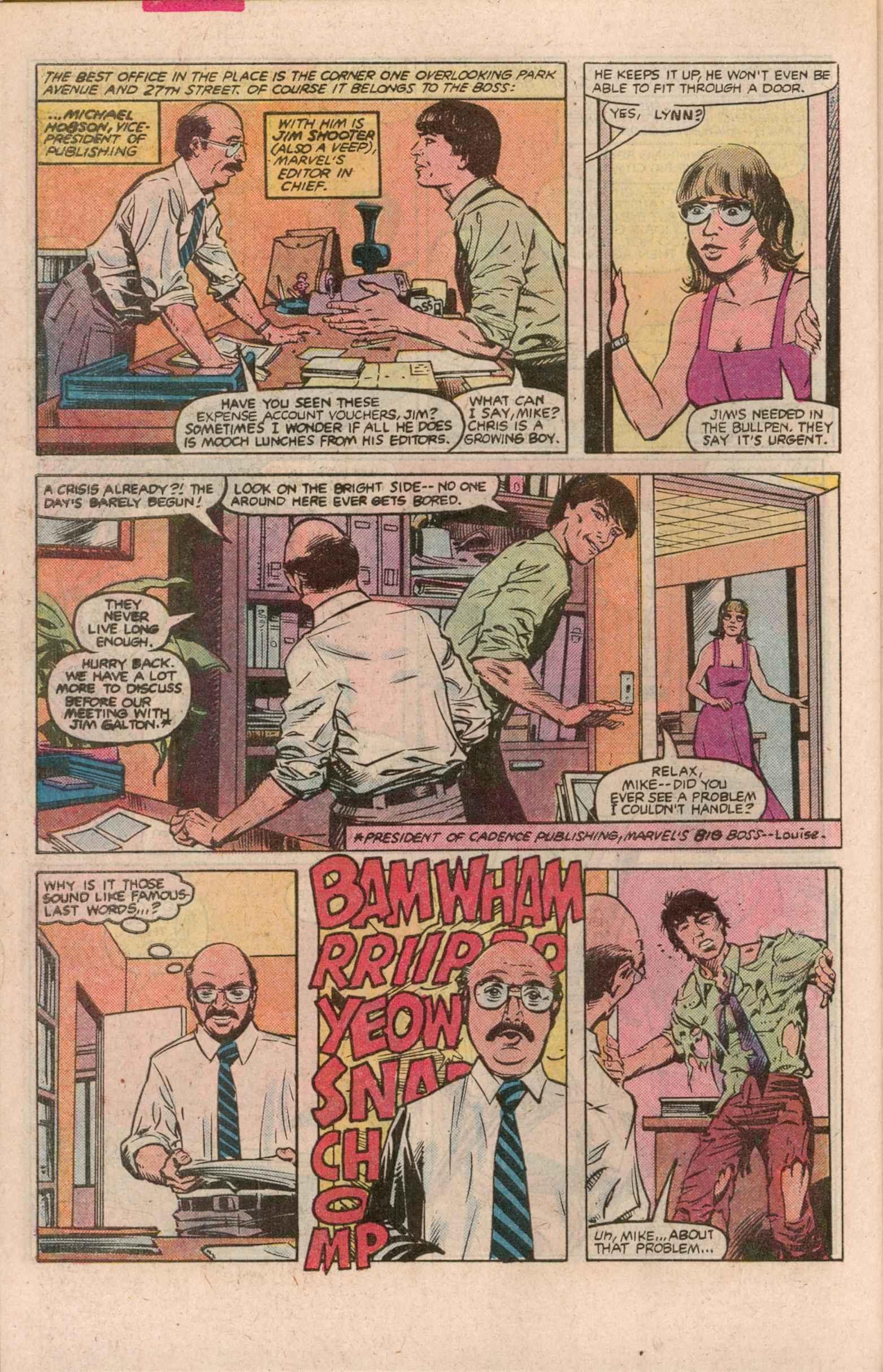 Read online Uncanny X-Men (1963) comic -  Issue # _Annual 7 - 29