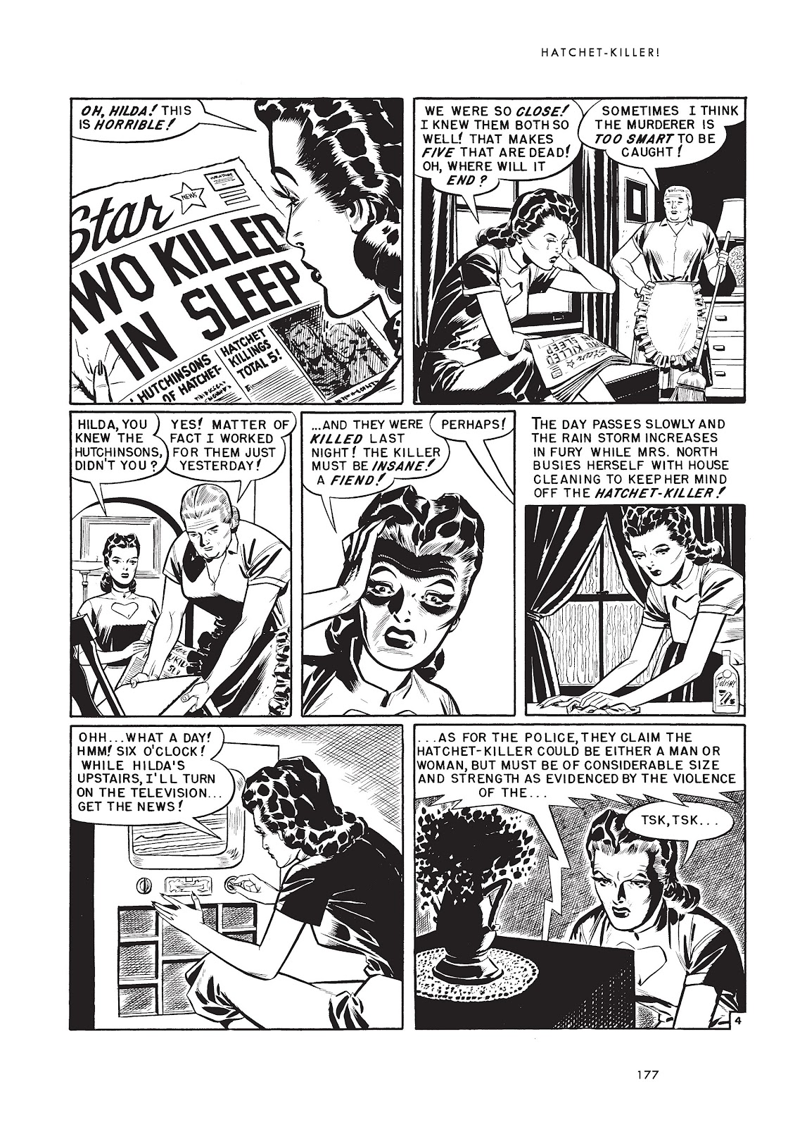 Read online Voodoo Vengeance and Other Stories comic -  Issue # TPB (Part 2) - 95