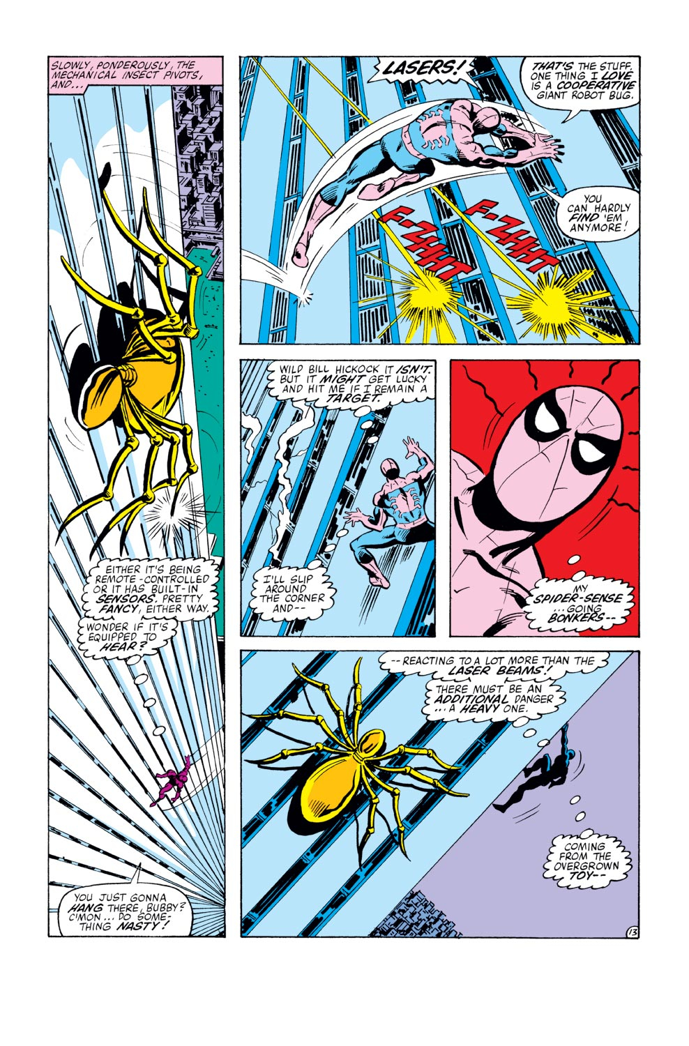 The Amazing Spider-Man (1963) 213 Page 13