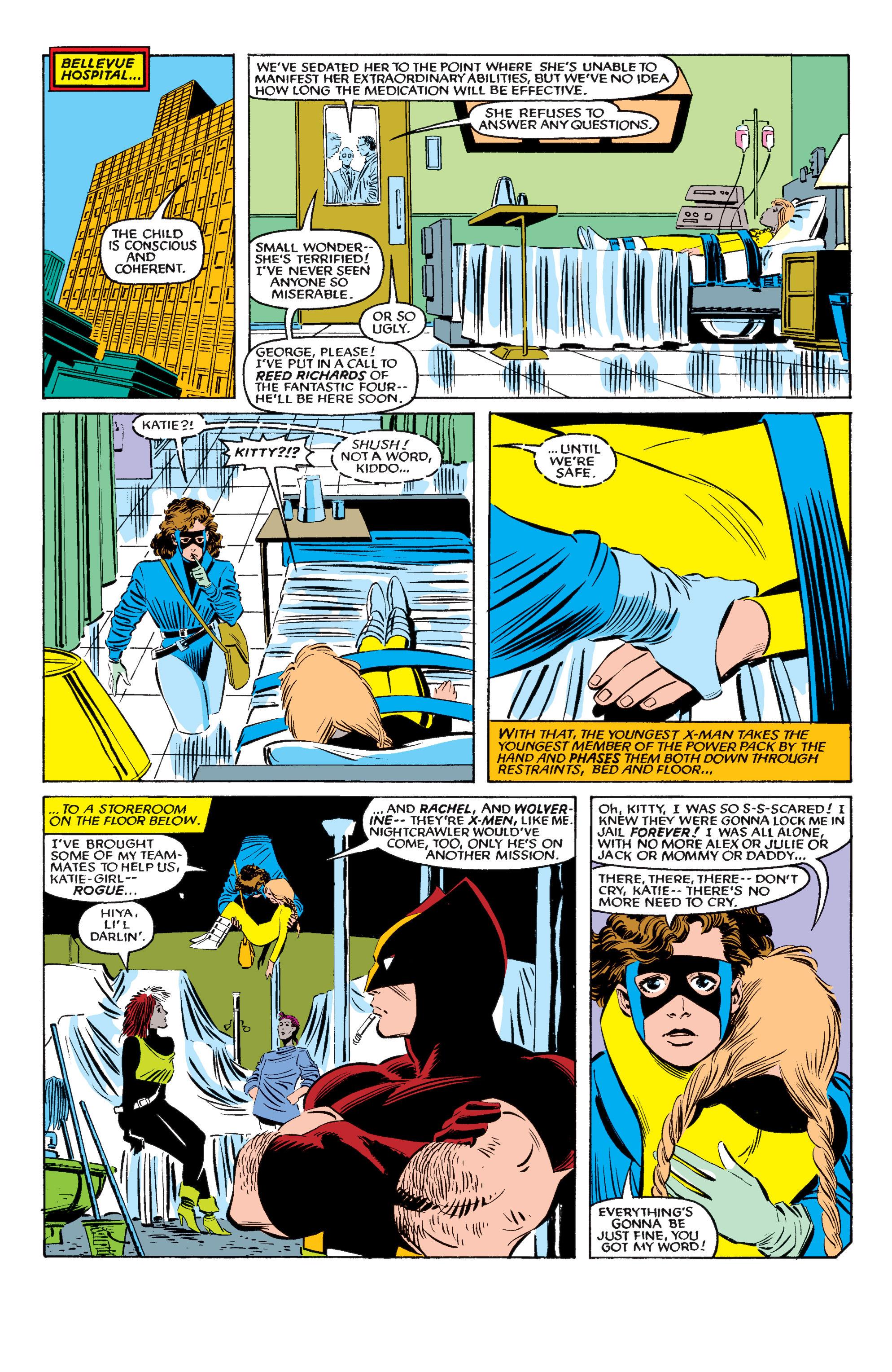 Read online Uncanny X-Men (1963) comic -  Issue #195 - 12