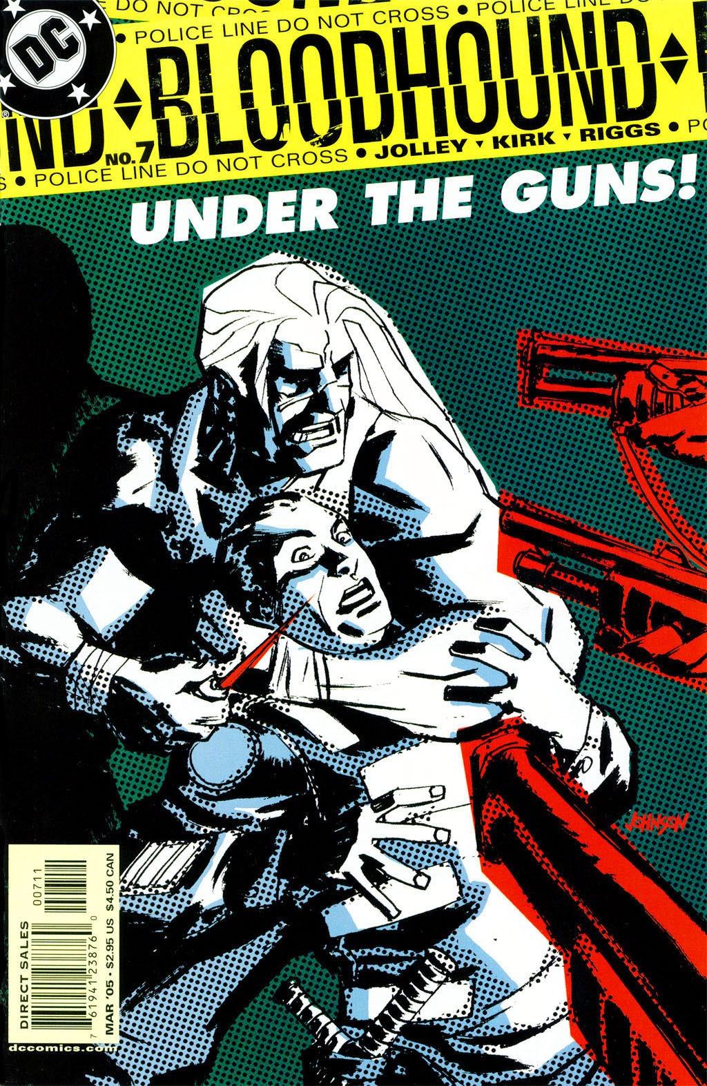 Bloodhound issue 7 - Page 1