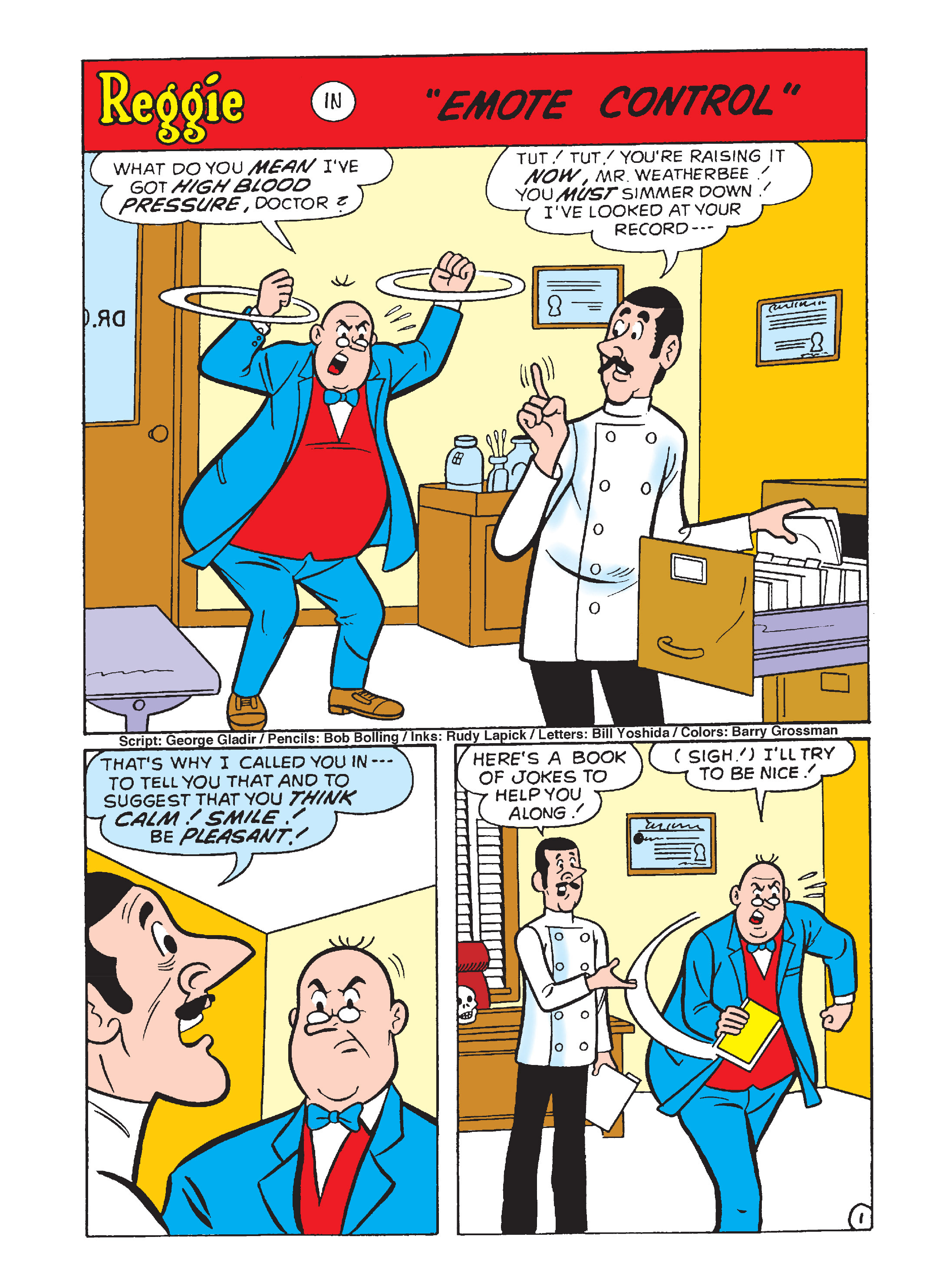Read online Archie's Funhouse Double Digest comic -  Issue #1 - 138